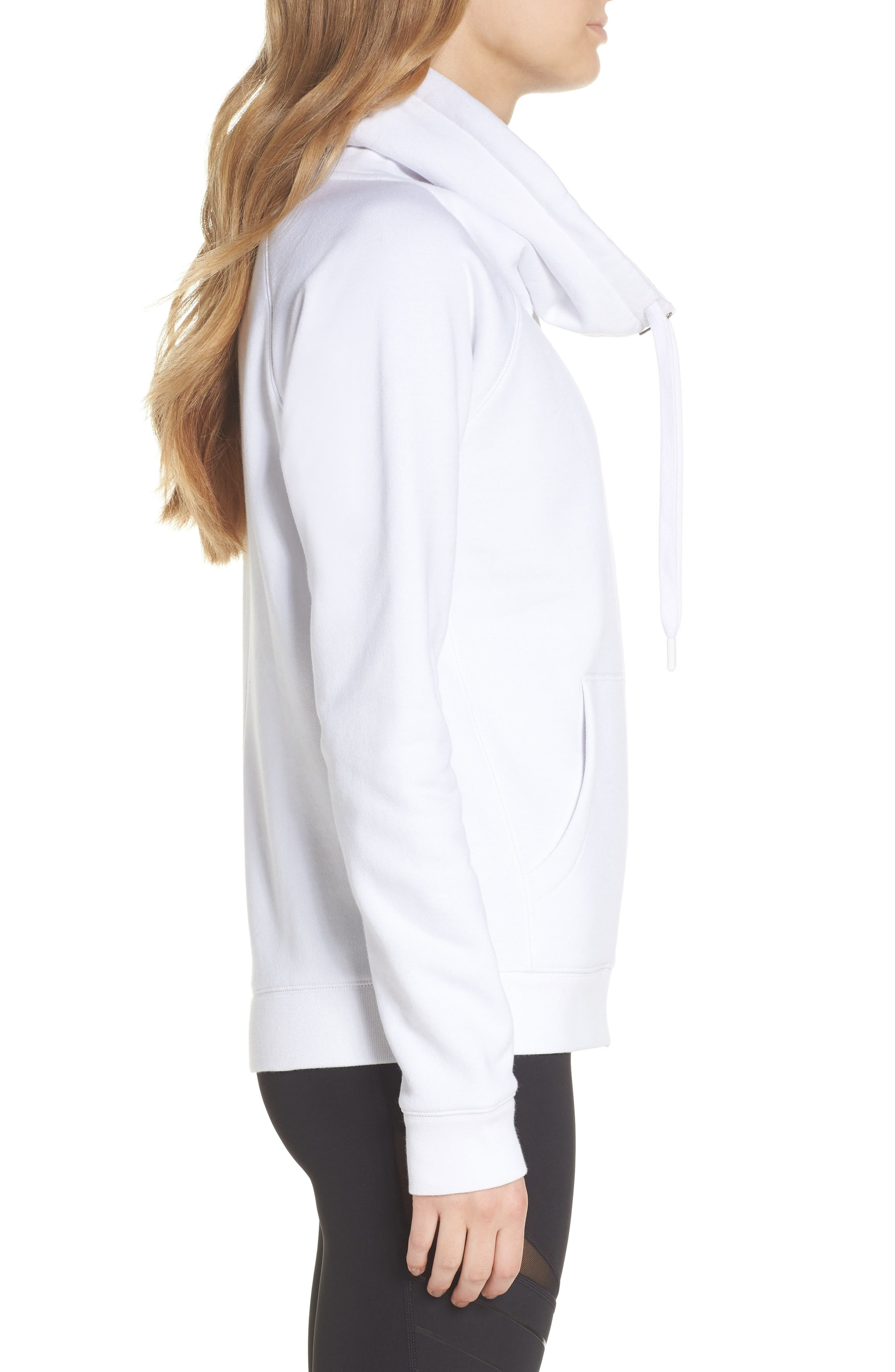Old School Daydream Jacket,                             Alternate thumbnail 3, color,                             WHITE