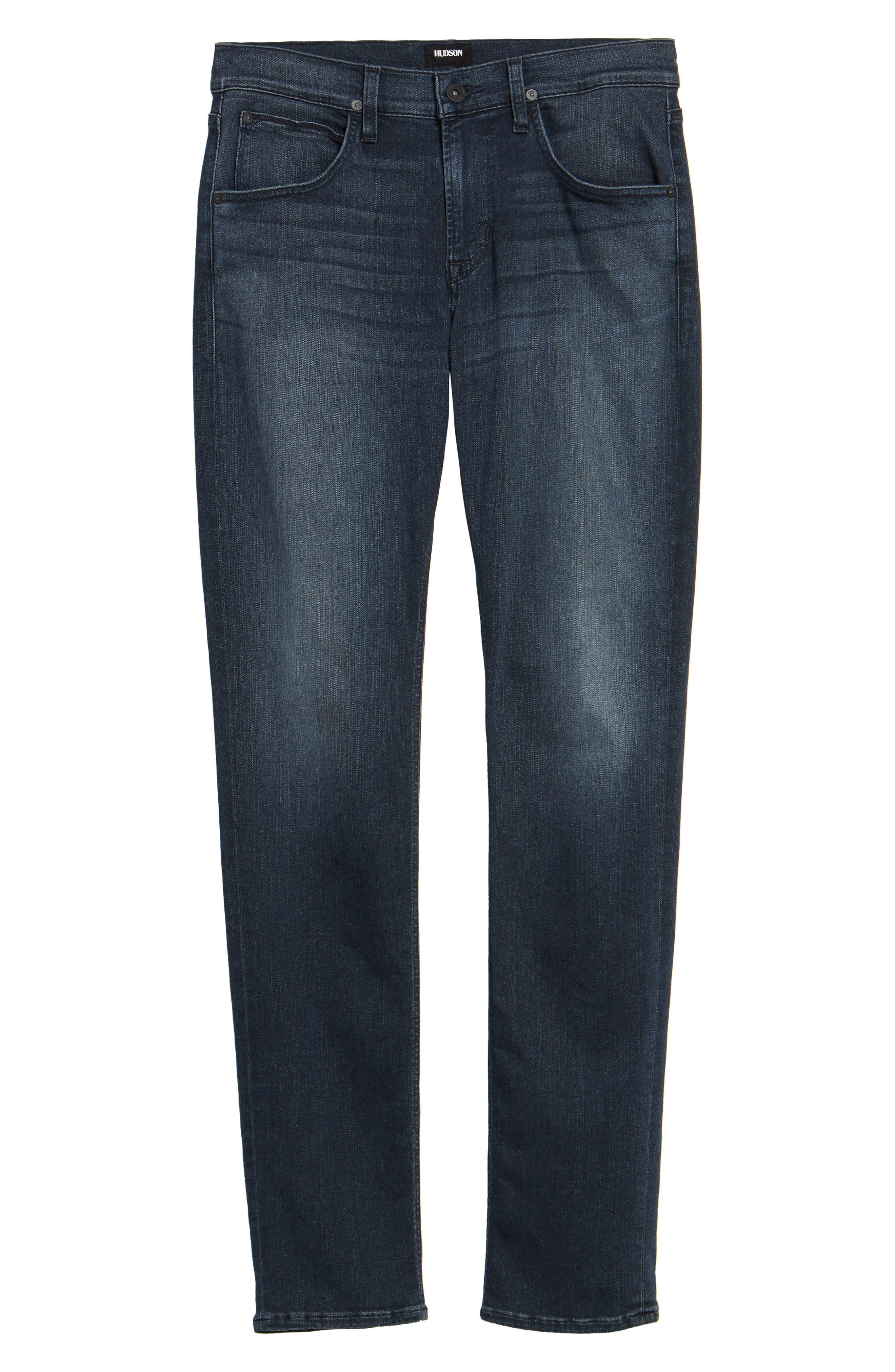 Blake Slim Fit Jeans,                             Alternate thumbnail 6, color,                             400