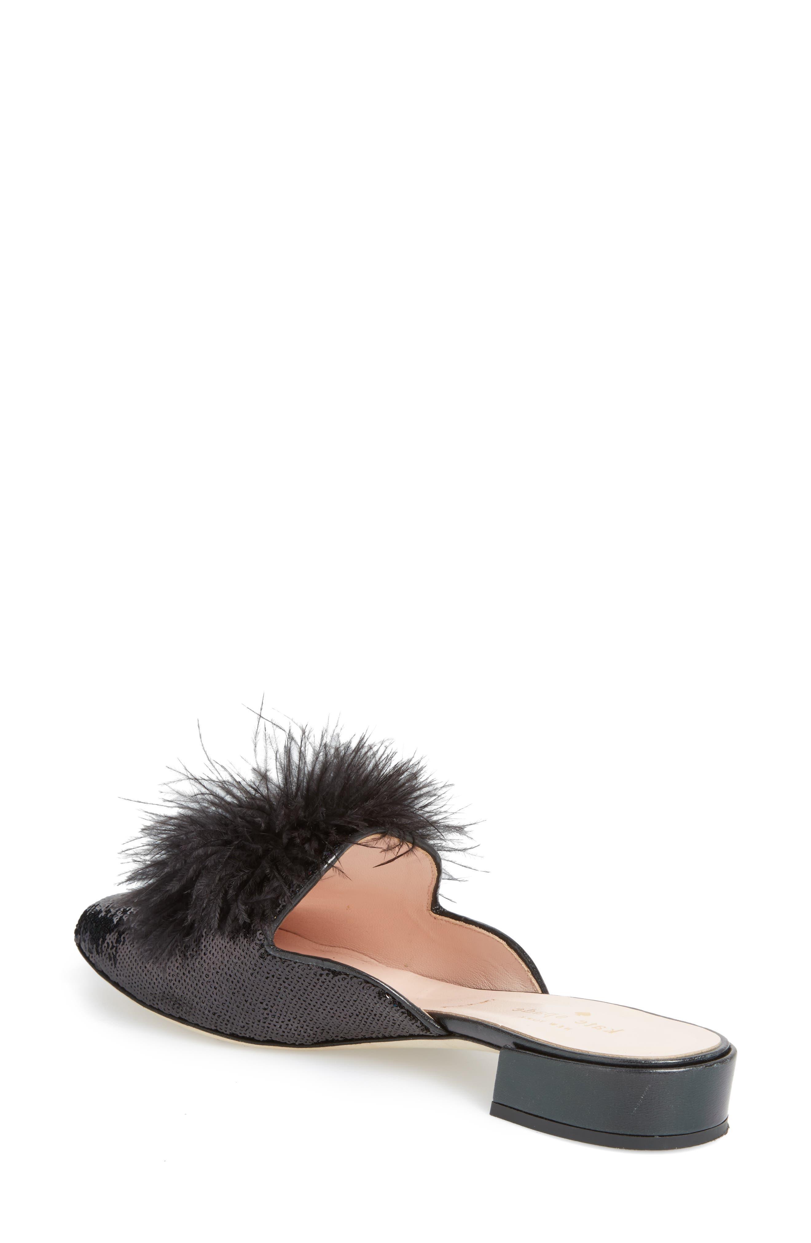 gala mule loafer,                             Alternate thumbnail 2, color,                             002