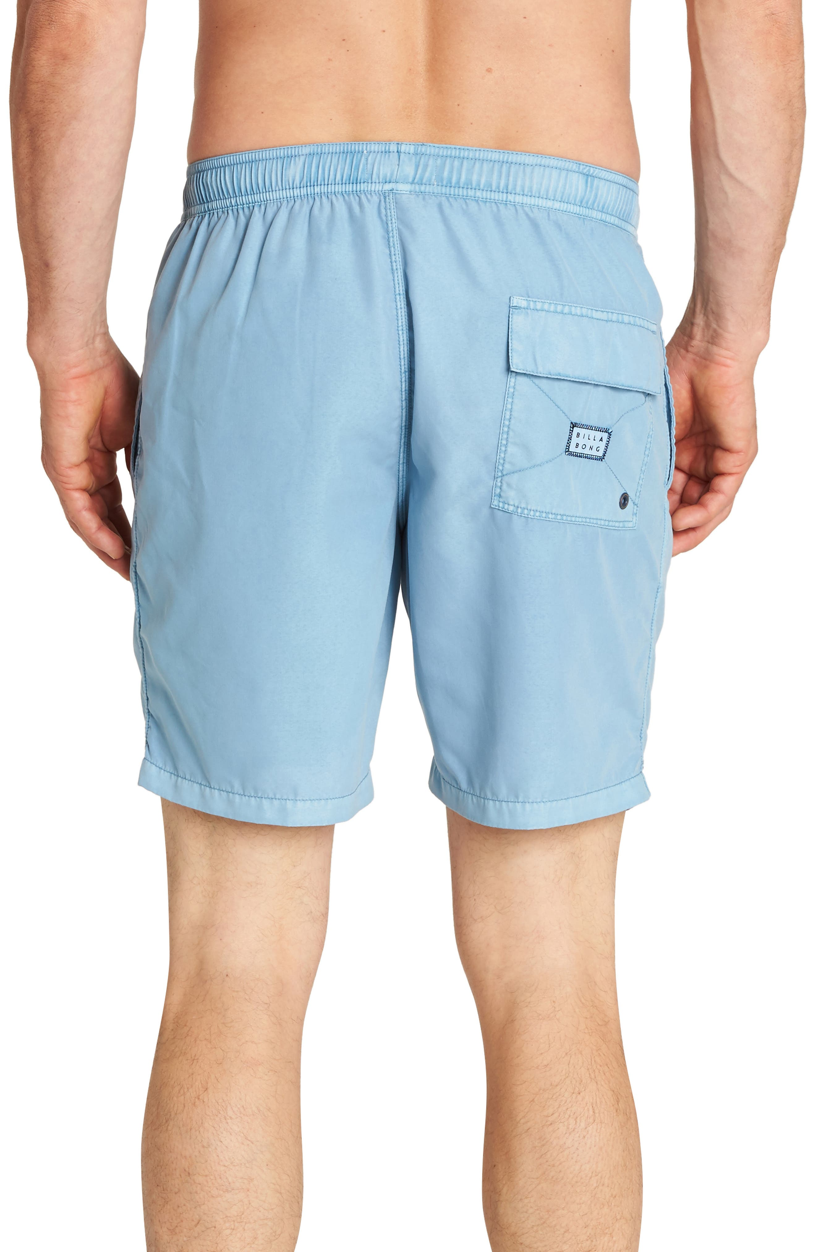 All Day Layback Board Shorts,                             Alternate thumbnail 2, color,                             BLUE