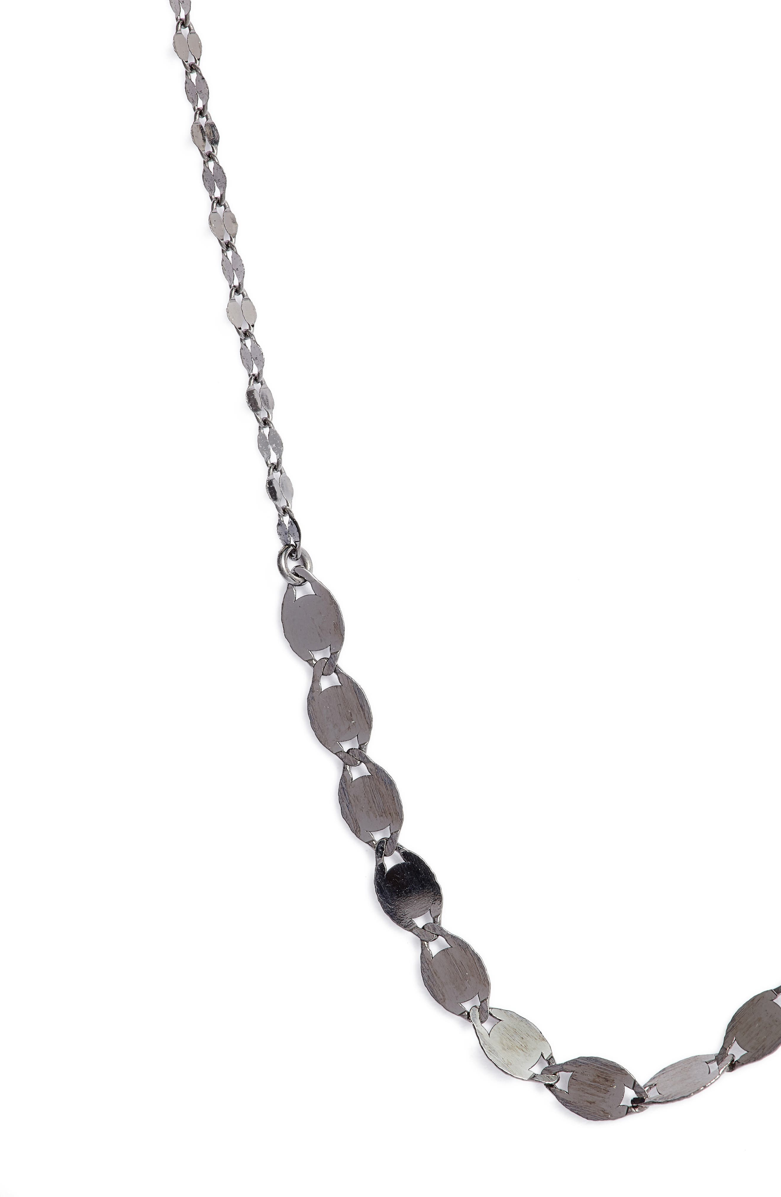 'Long Vanity' Strand Necklace,                             Alternate thumbnail 7, color,