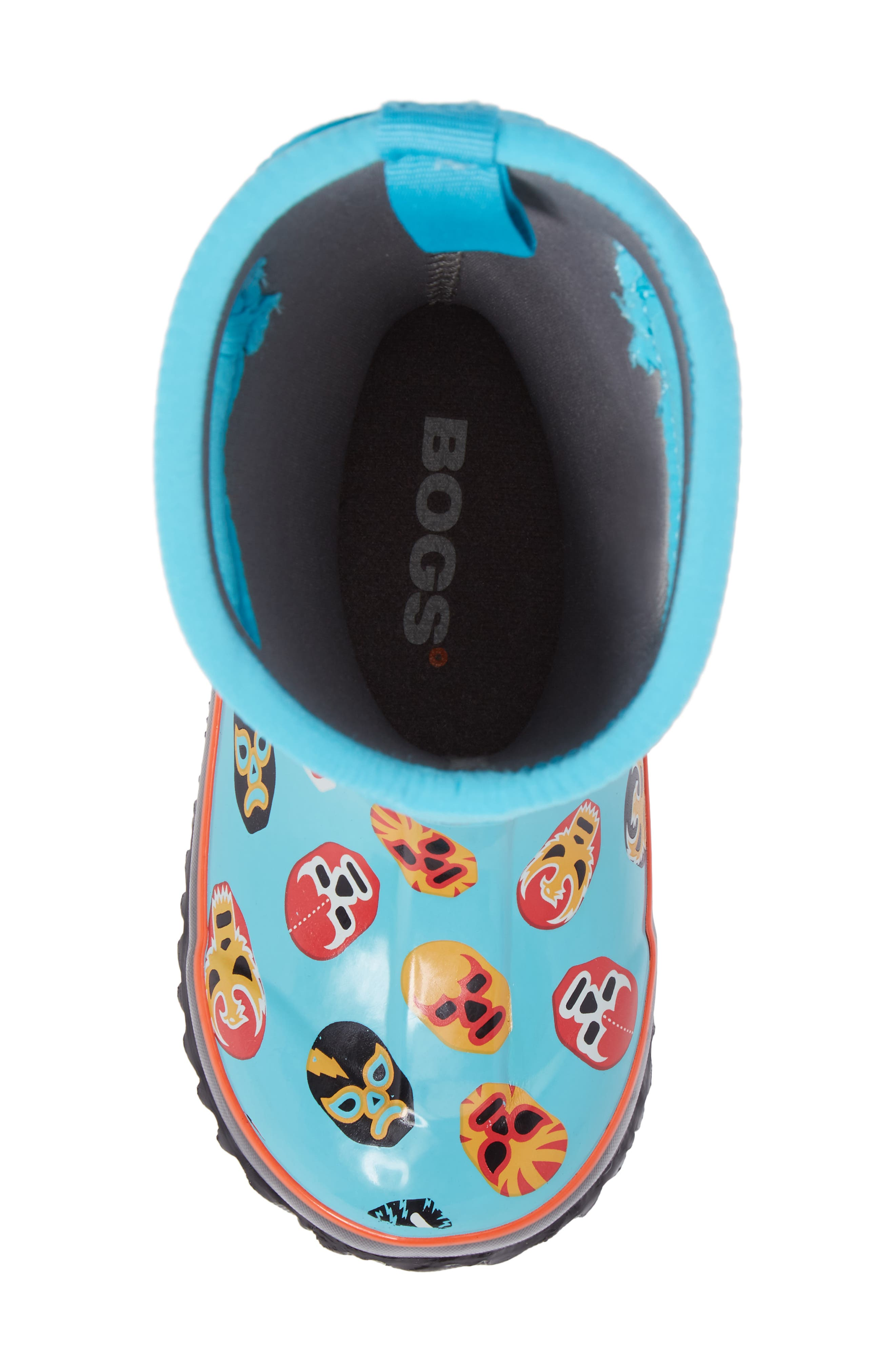 Classic Mask Insulated Waterproof Boot,                             Alternate thumbnail 5, color,                             409