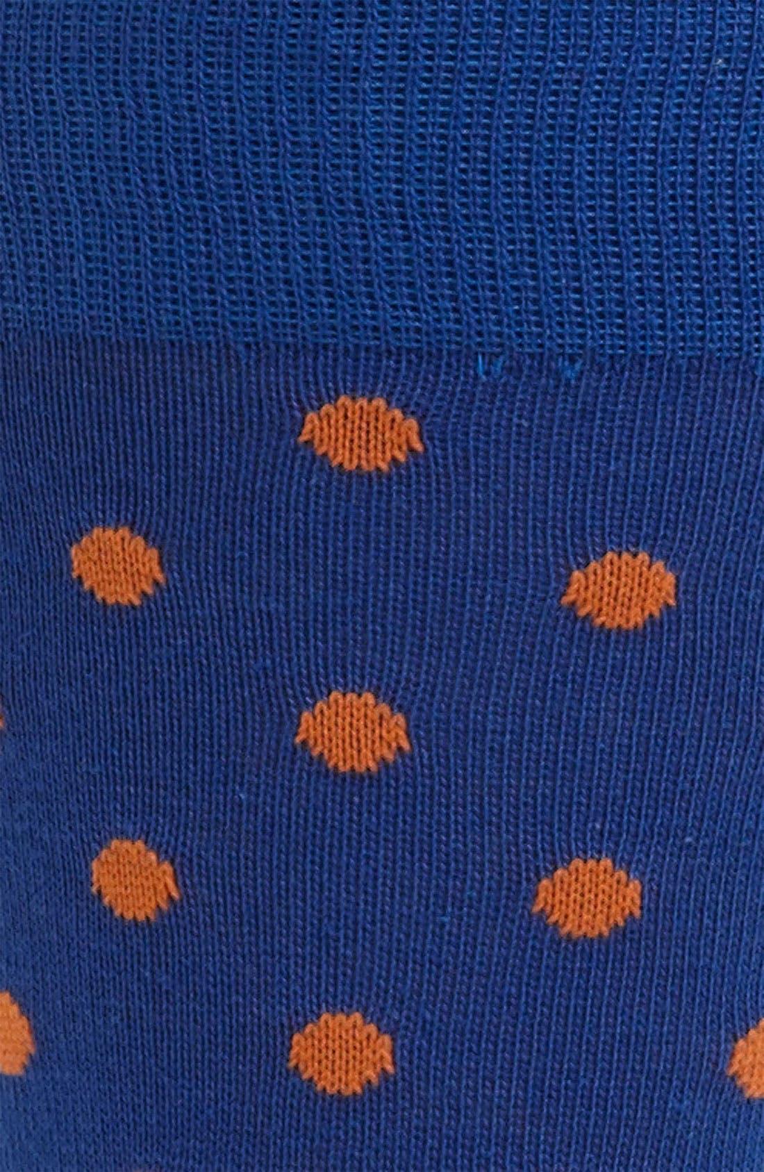 Dot Socks,                             Alternate thumbnail 7, color,