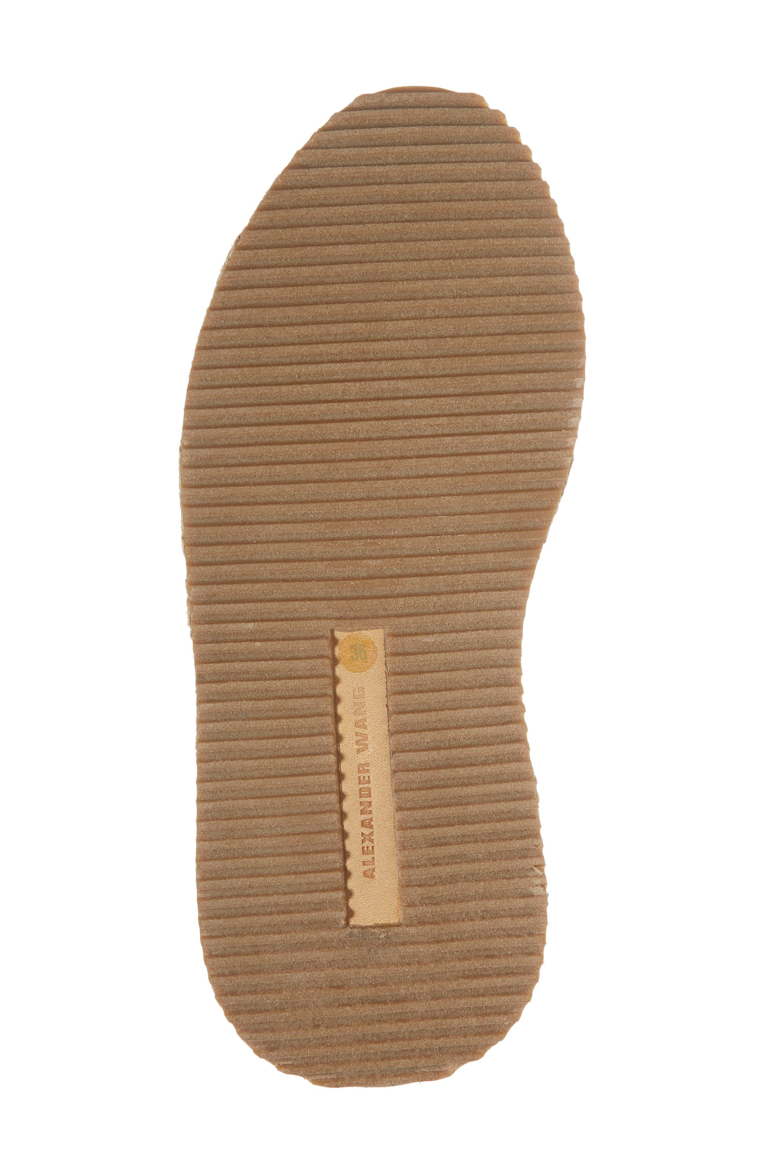 Dakota Espadrille Sock Sneaker,                             Alternate thumbnail 12, color,