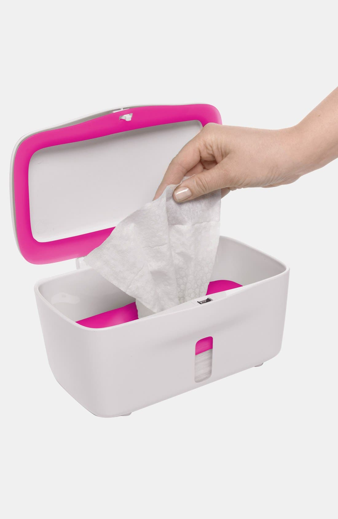 'Perfect Pull<sup>™</sup>' Wipes Dispenser,                             Alternate thumbnail 12, color,