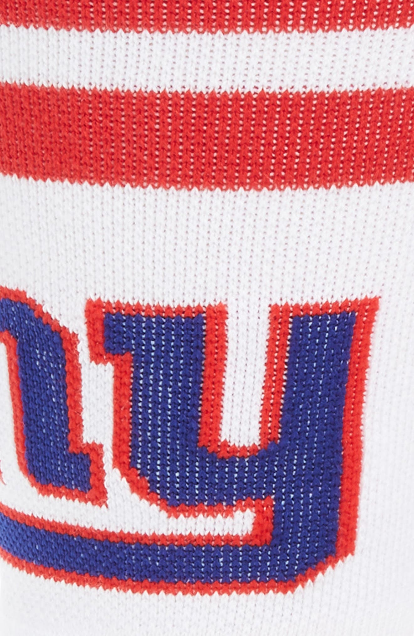 New York Giants Sideline Socks,                             Alternate thumbnail 2, color,                             RED