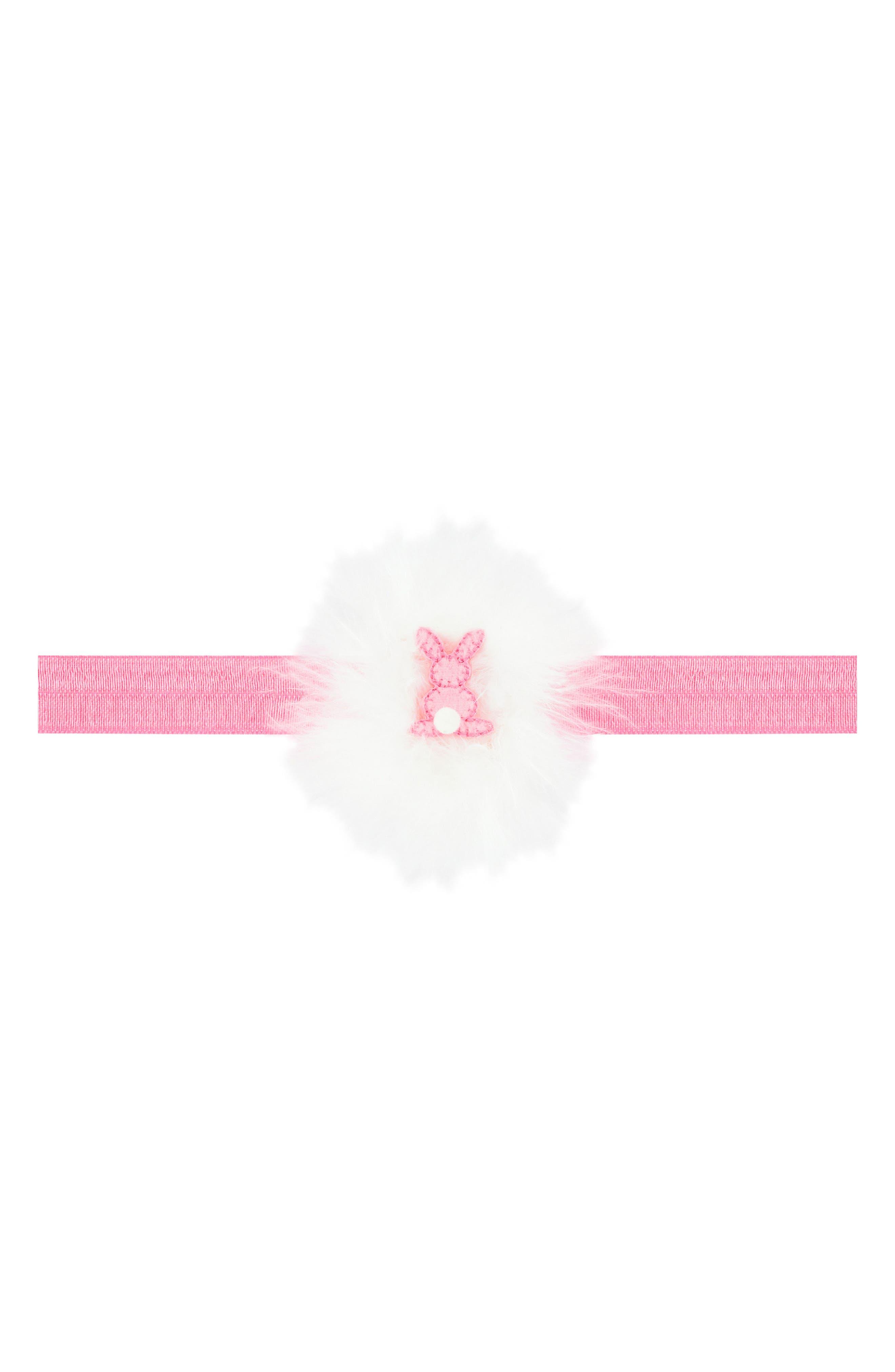 Bunny Headband,                         Main,                         color, 650