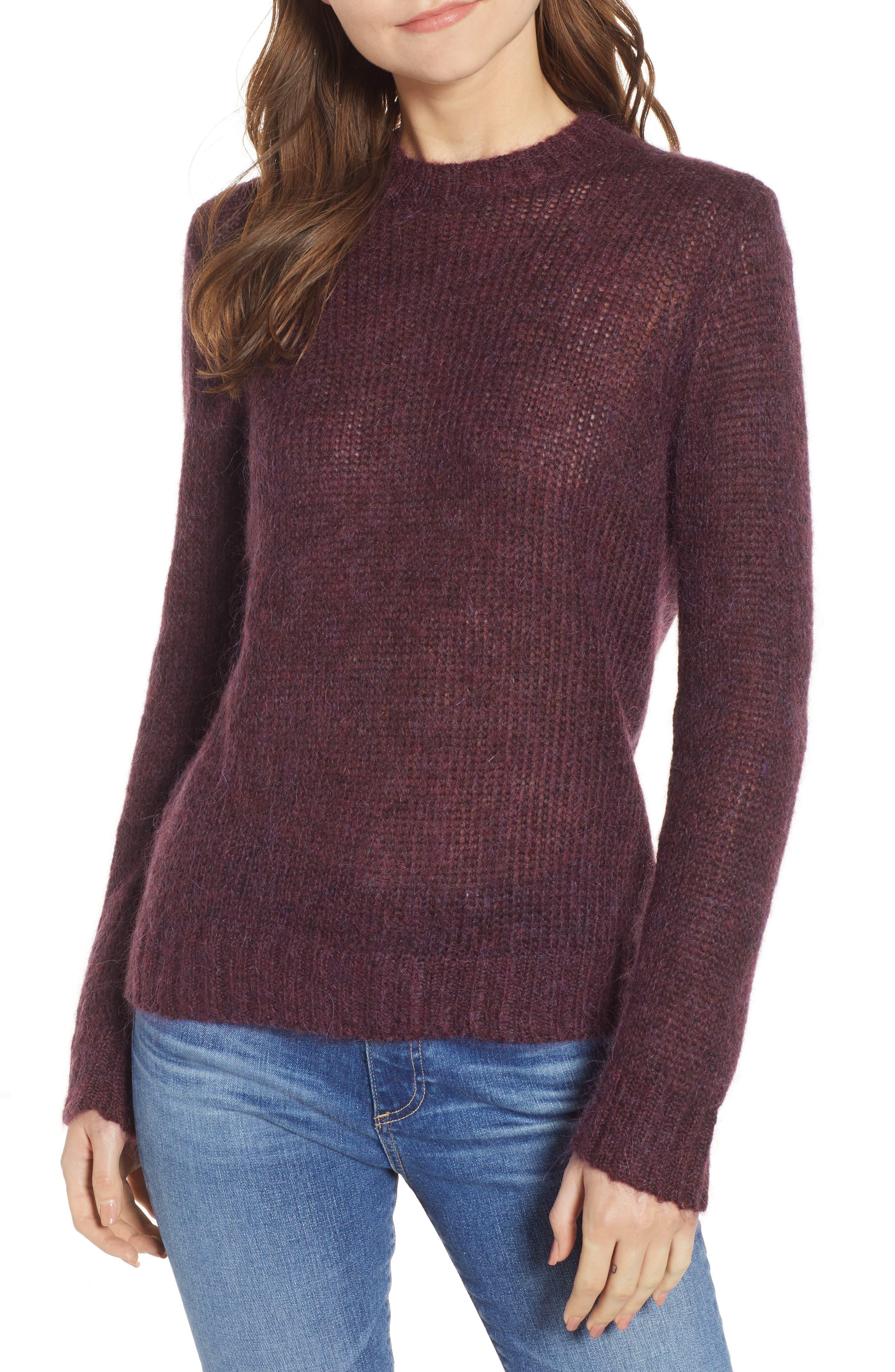 Ansley Crewneck Sweater,                             Main thumbnail 1, color,                             930