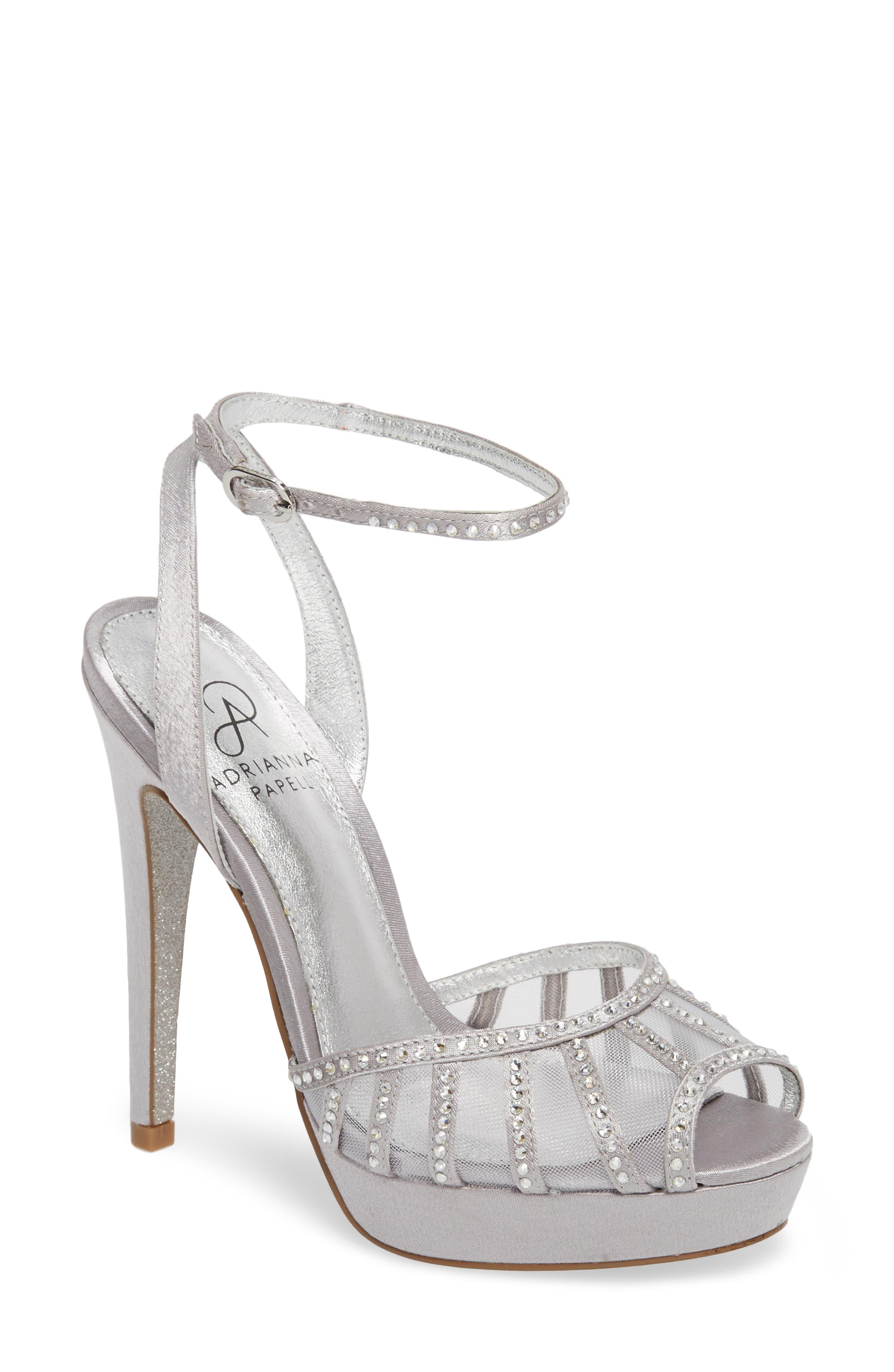 Simone Crystal Embellished Platform Sandal,                             Main thumbnail 2, color,