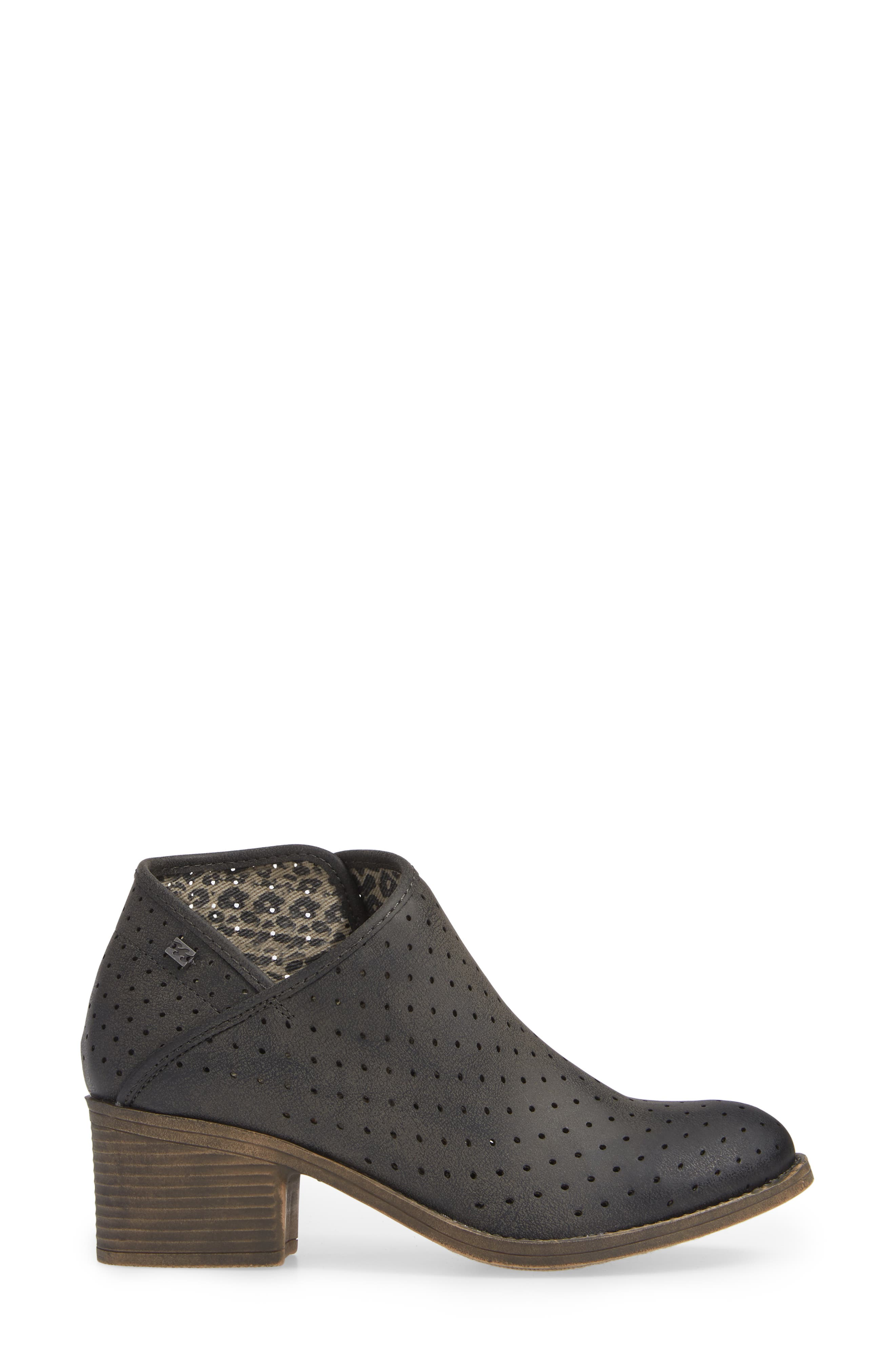 Sunbeams Perforated Bootie,                             Alternate thumbnail 3, color,                             025