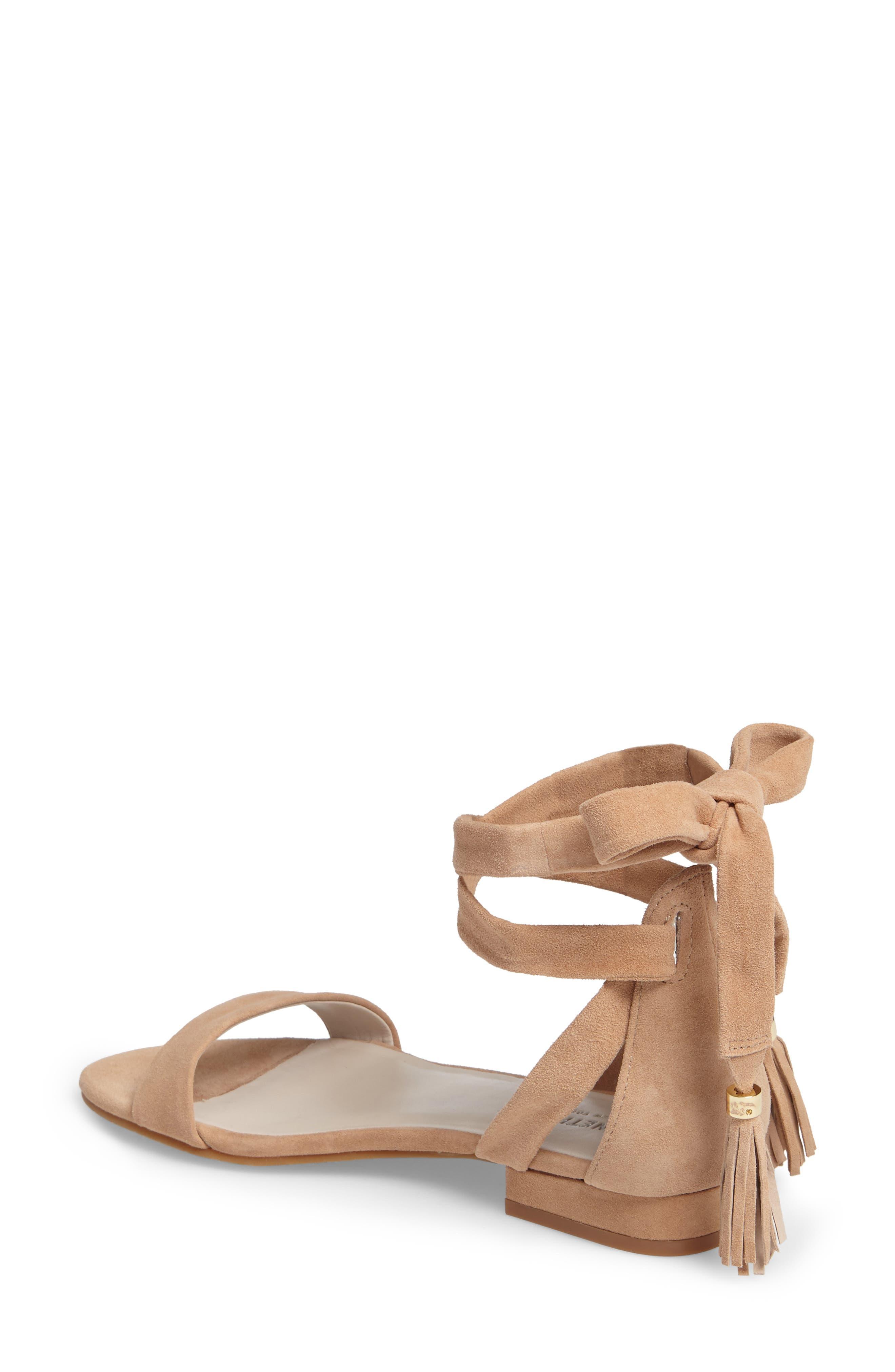 Valen Tassel Lace-Up Sandal,                             Alternate thumbnail 20, color,