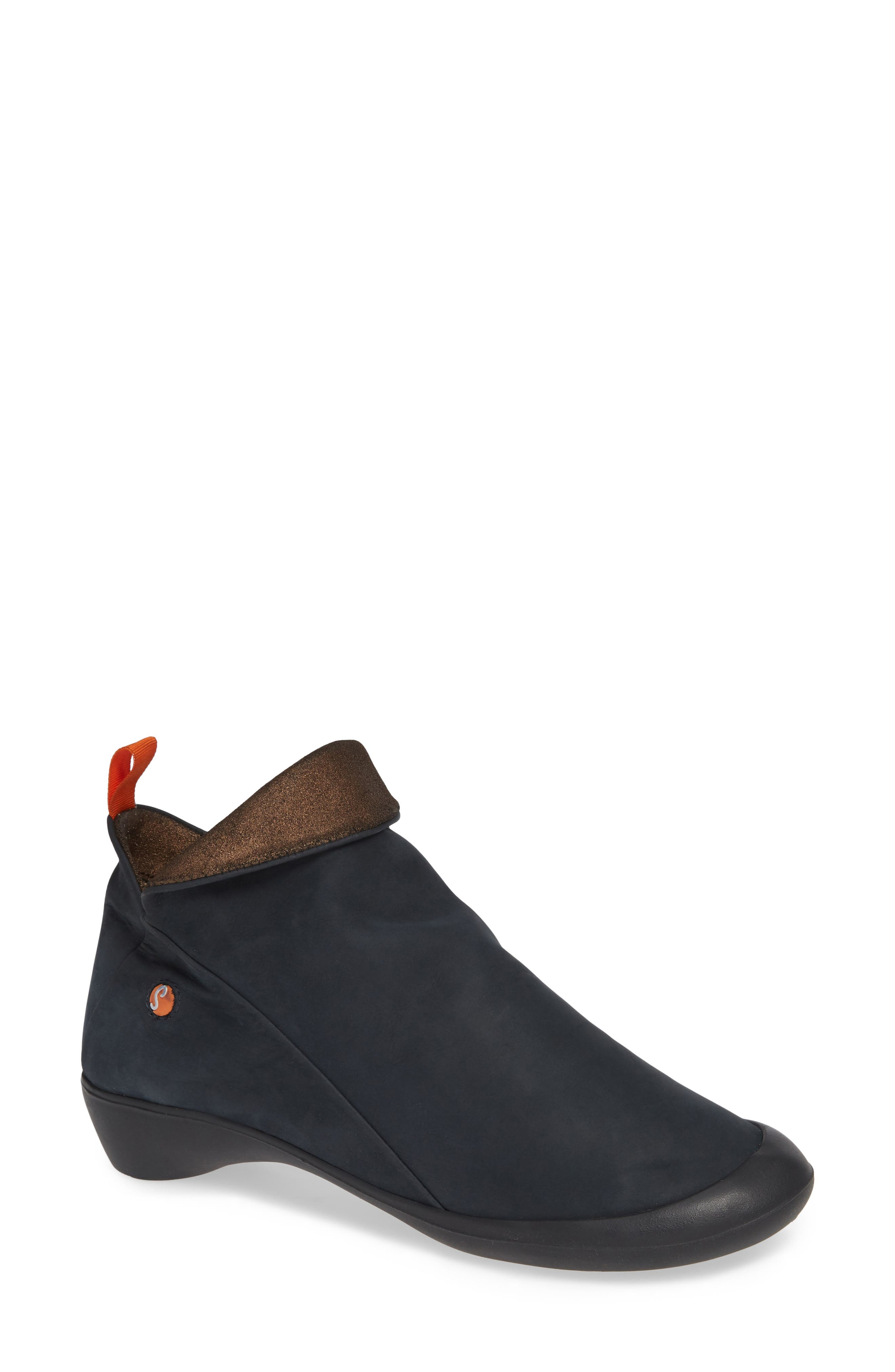 Softinos By Fly London Farah Bootie - Blue
