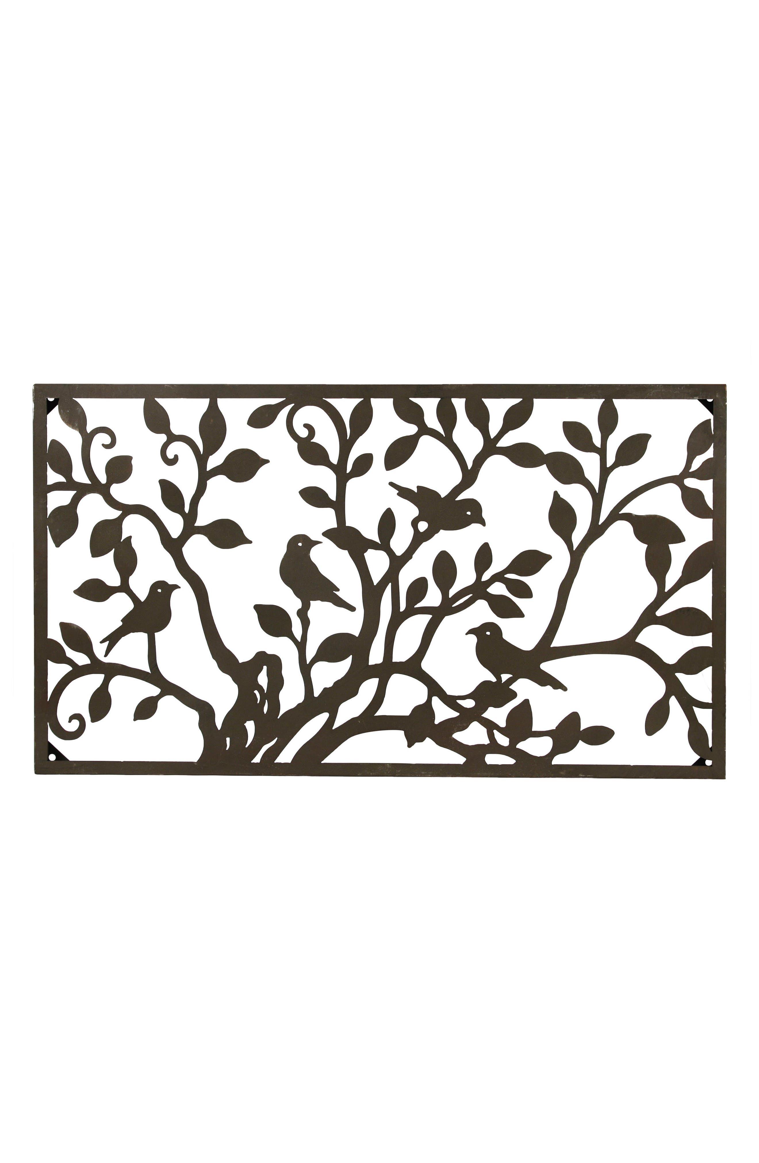 Birds on a Tree Wall Art,                         Main,                         color,