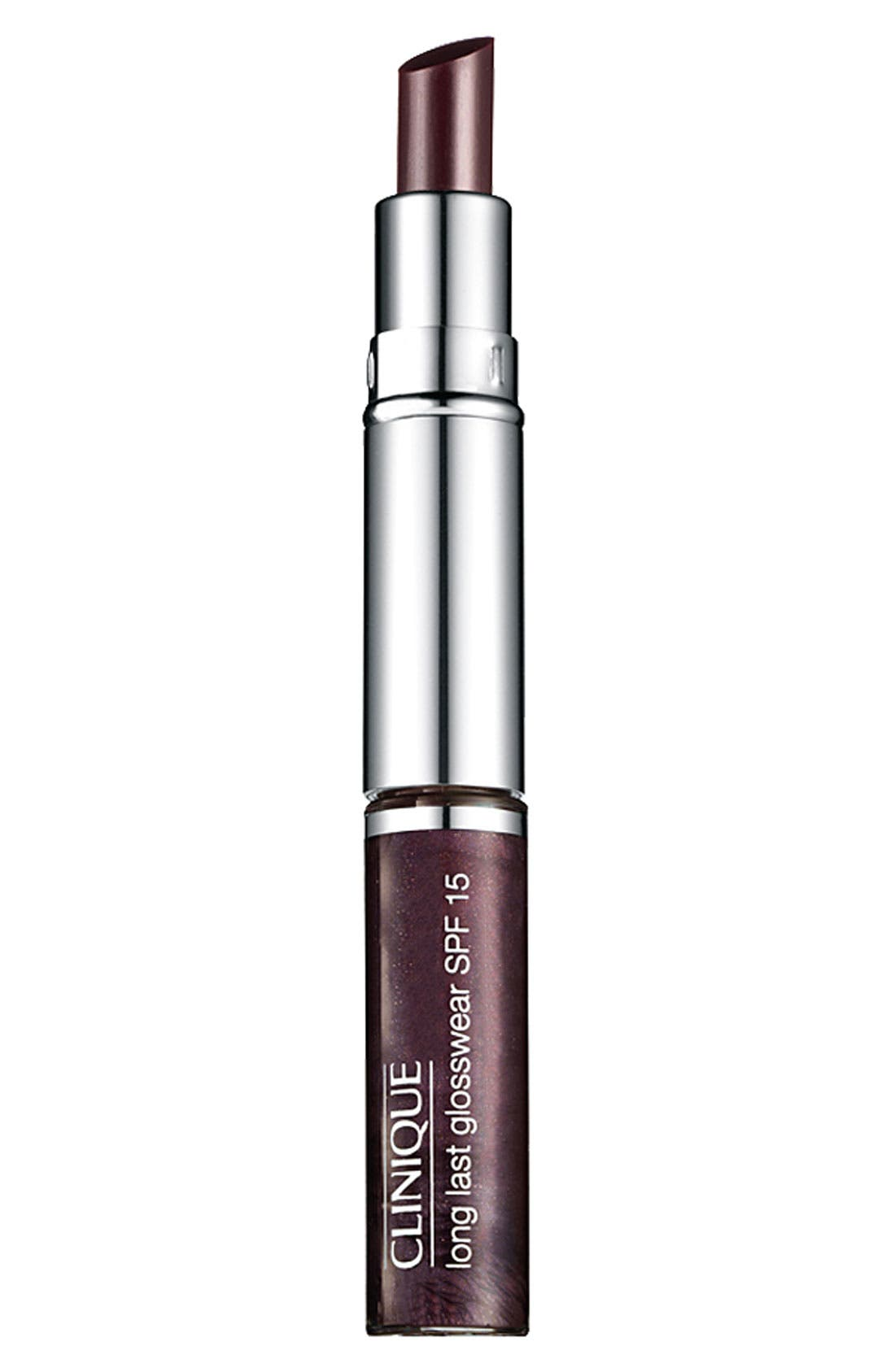 'Black Honey' Dual Ended Almost Lipstick & Long Last Glosswear SPF 15,                             Main thumbnail 1, color,                             200
