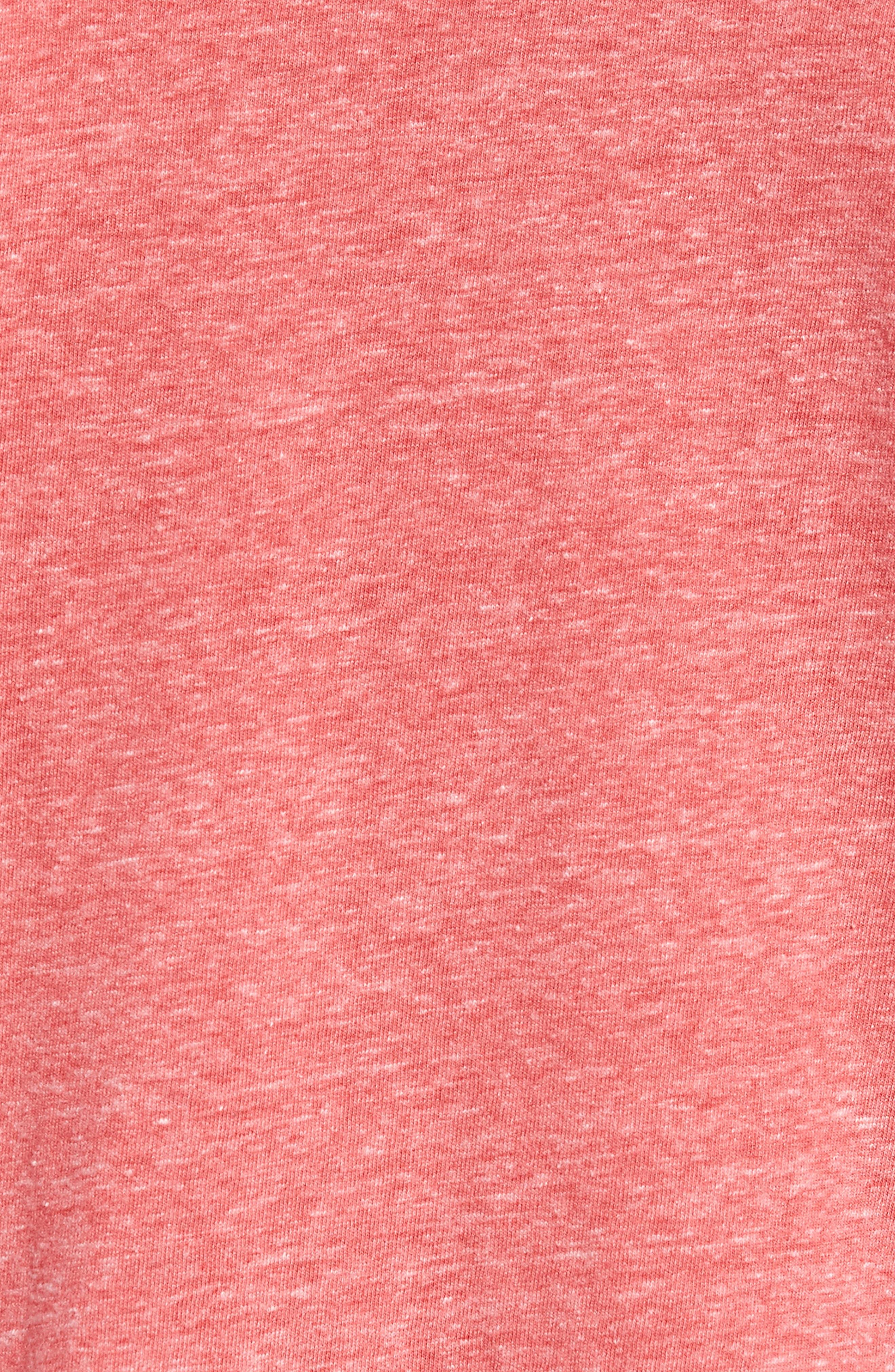 LA Slim Fit Heathered T-Shirt,                             Alternate thumbnail 15, color,