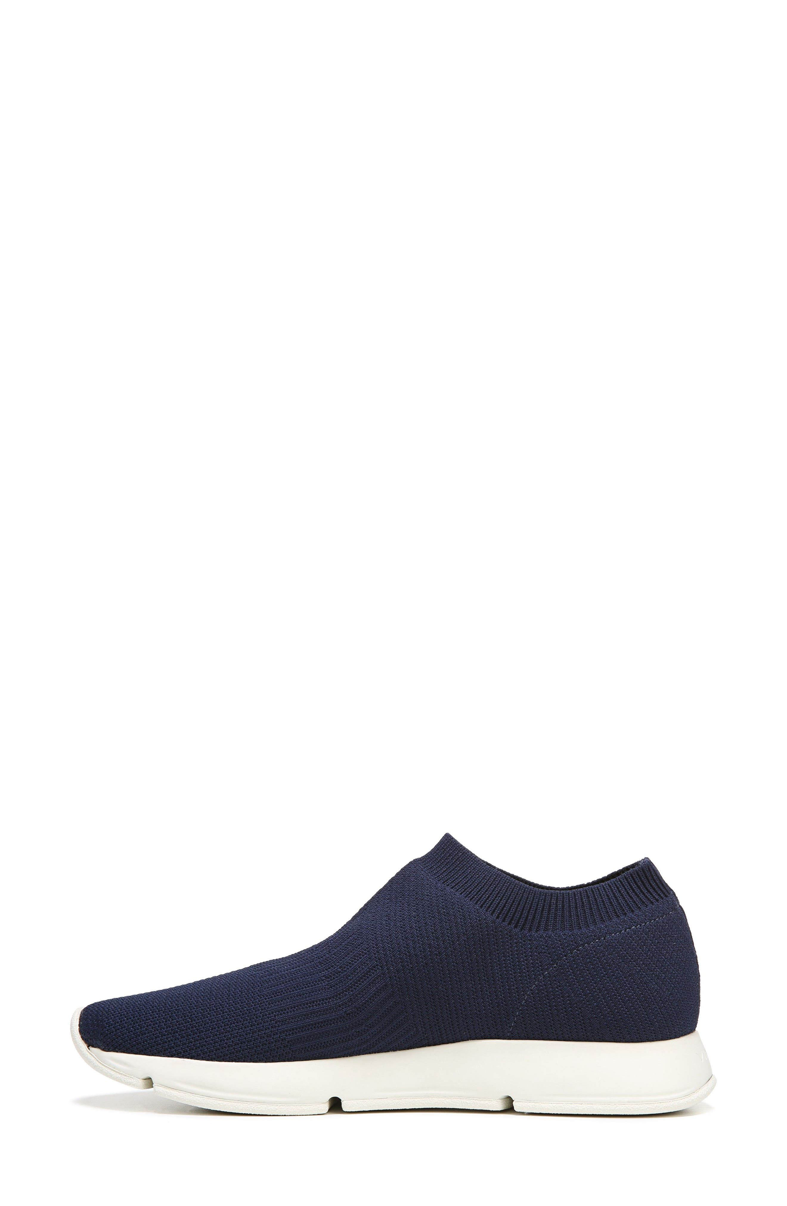 Theroux Slip-On Knit Sneaker,                             Alternate thumbnail 9, color,