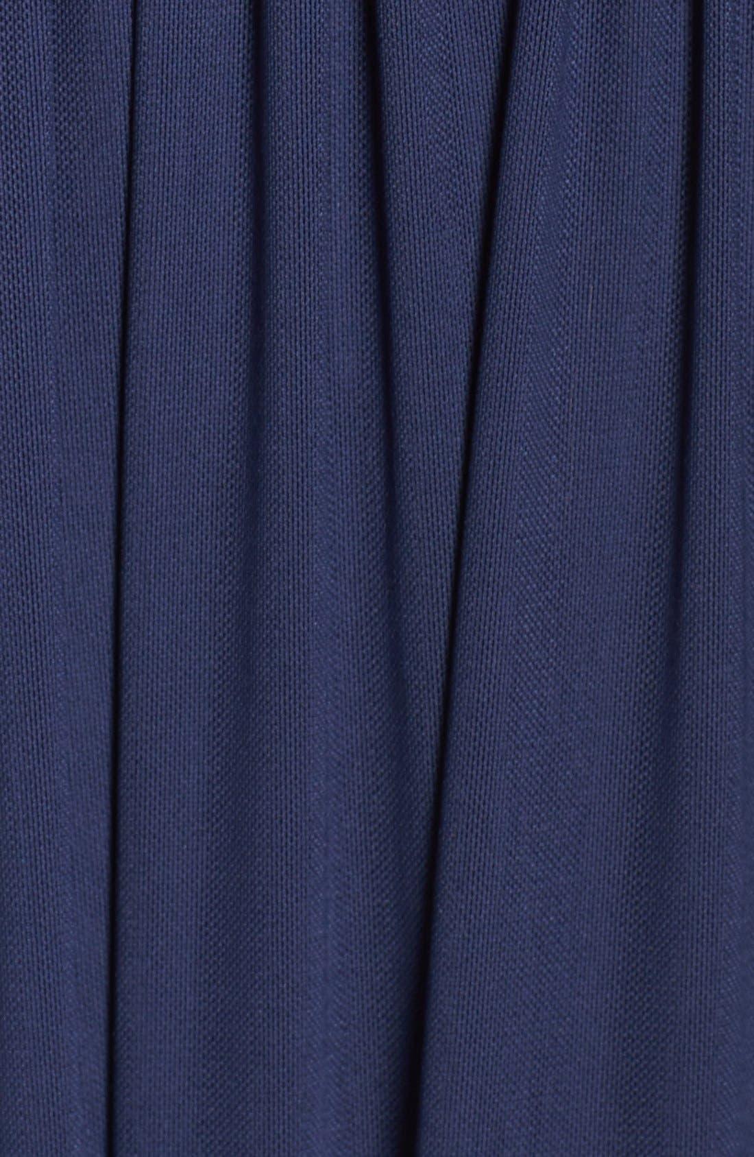 Illusion Neck A-Line Gown,                             Alternate thumbnail 25, color,