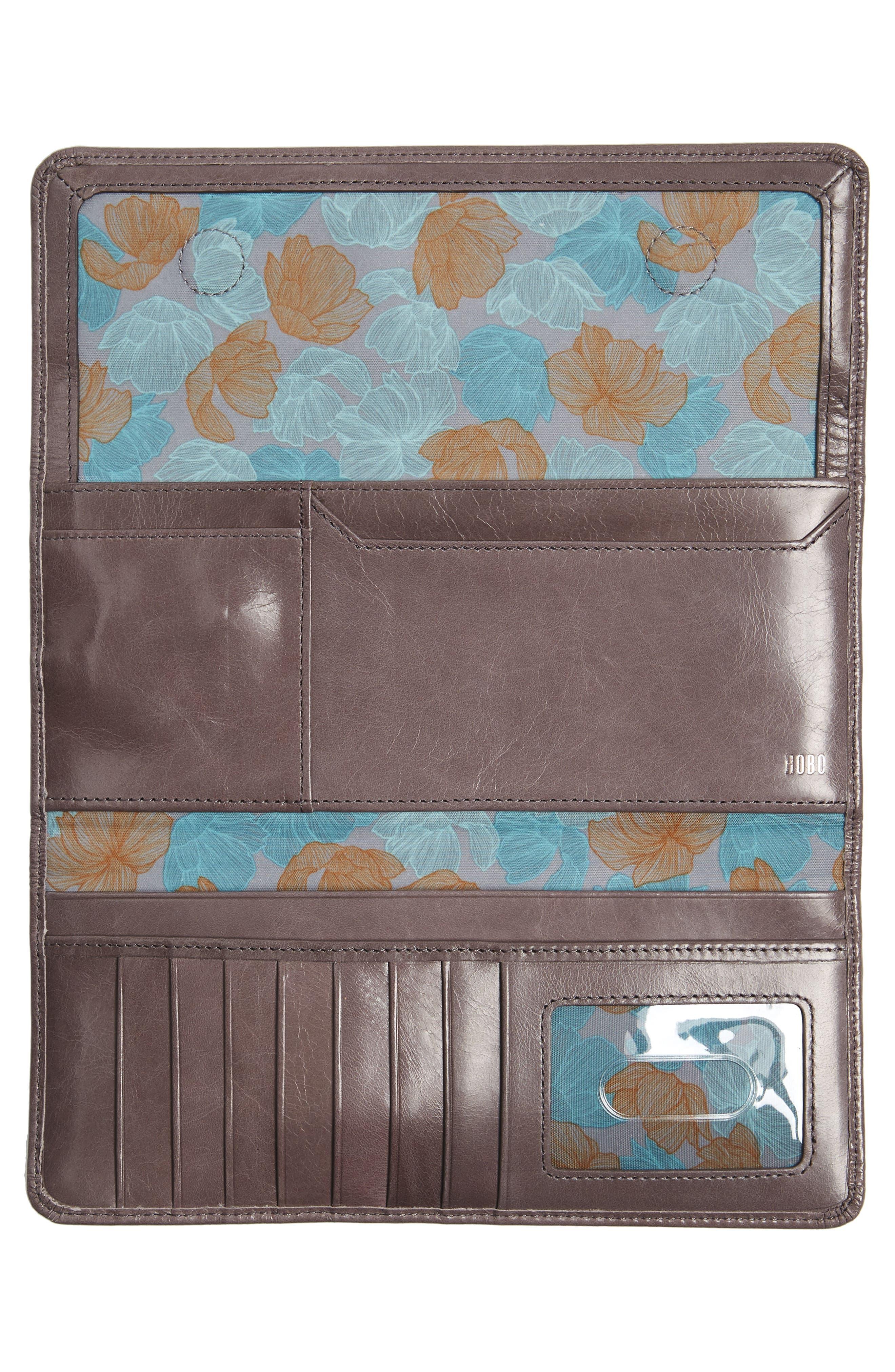 'Sadie' Leather Wallet,                             Alternate thumbnail 147, color,