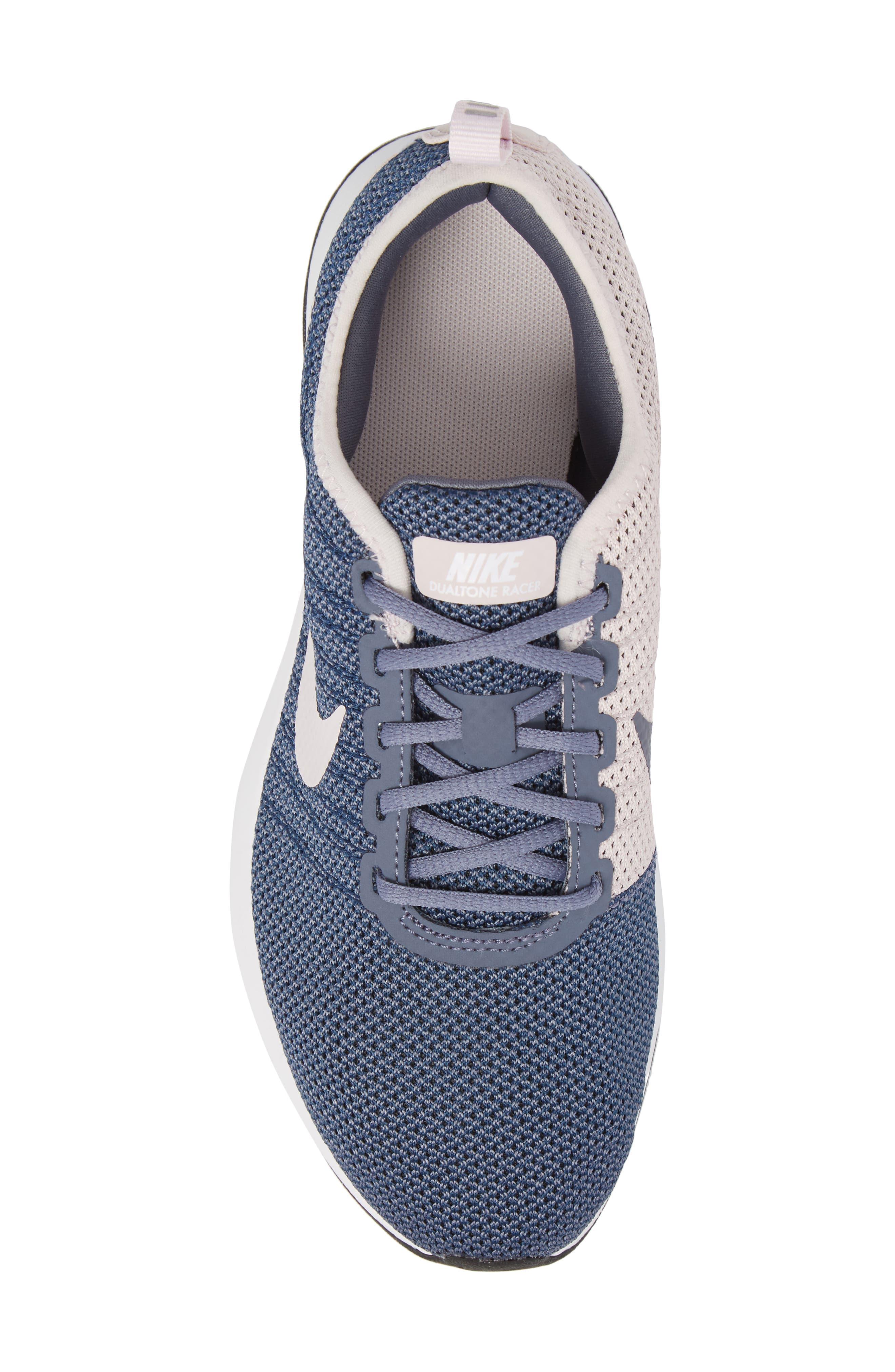 Dualtone Racer GS Sneaker,                             Alternate thumbnail 5, color,                             020