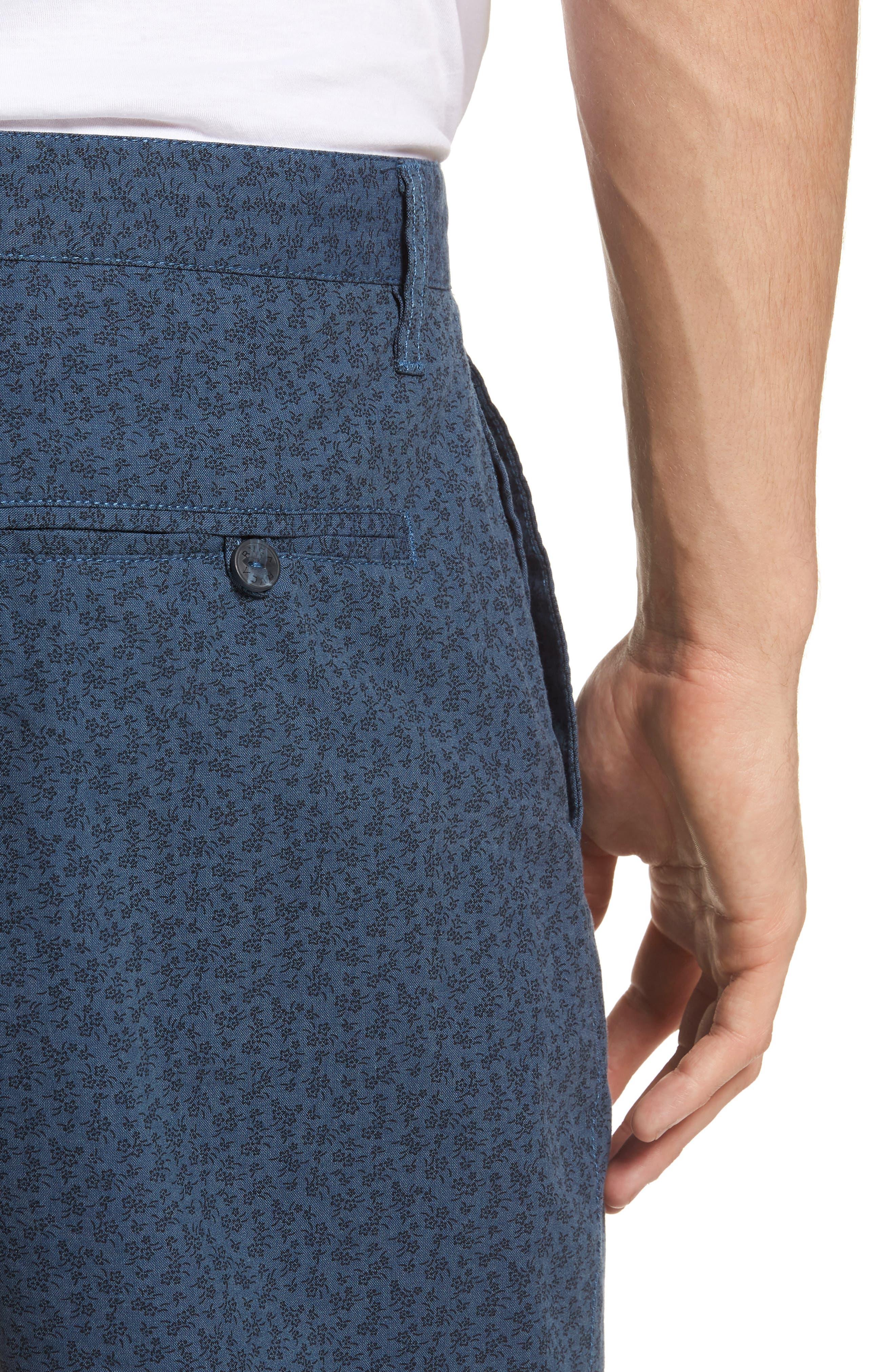 That'll Walk Oxford Shorts,                             Alternate thumbnail 4, color,                             434