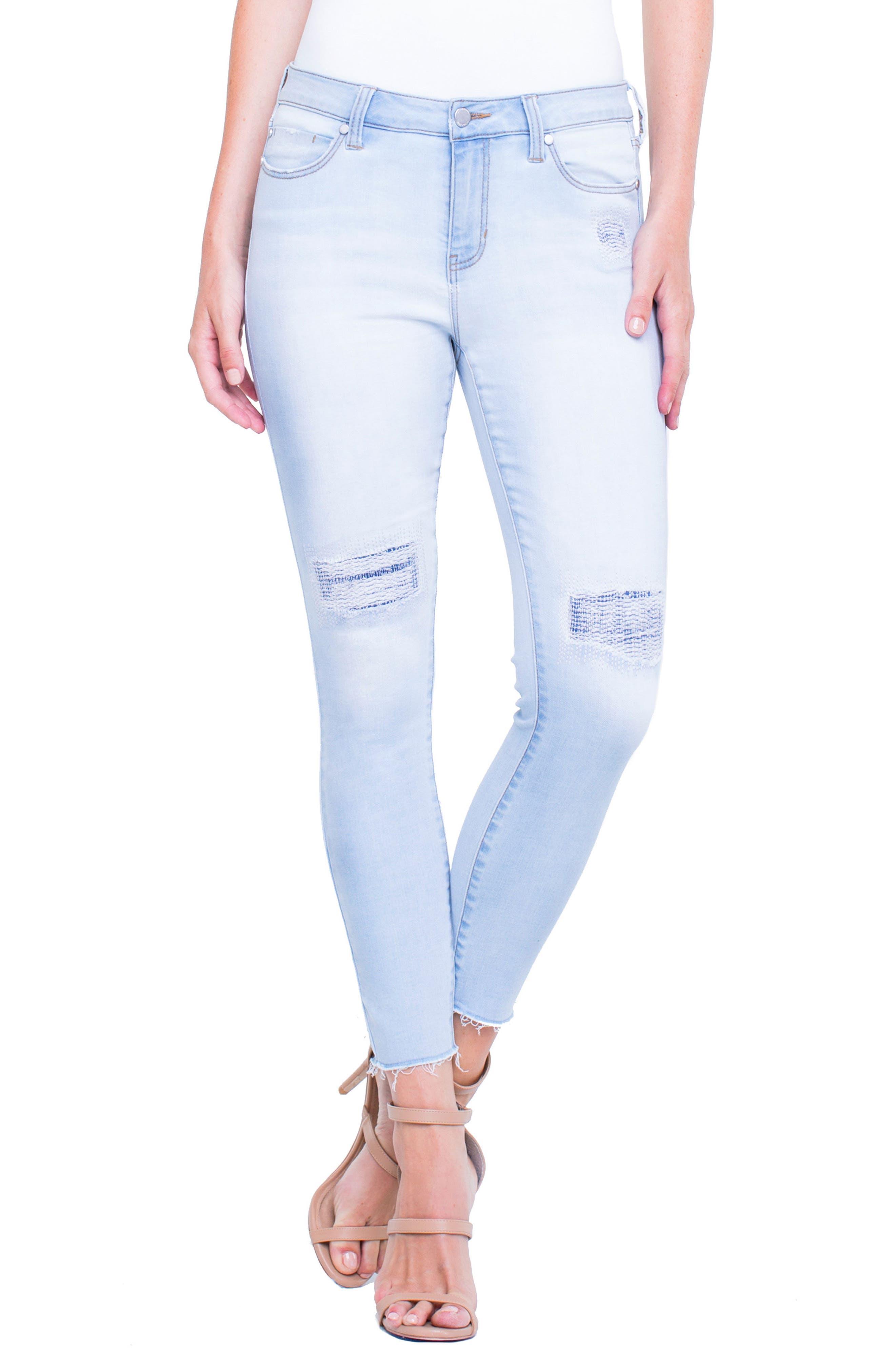 Alec Crop Jeans,                         Main,                         color,