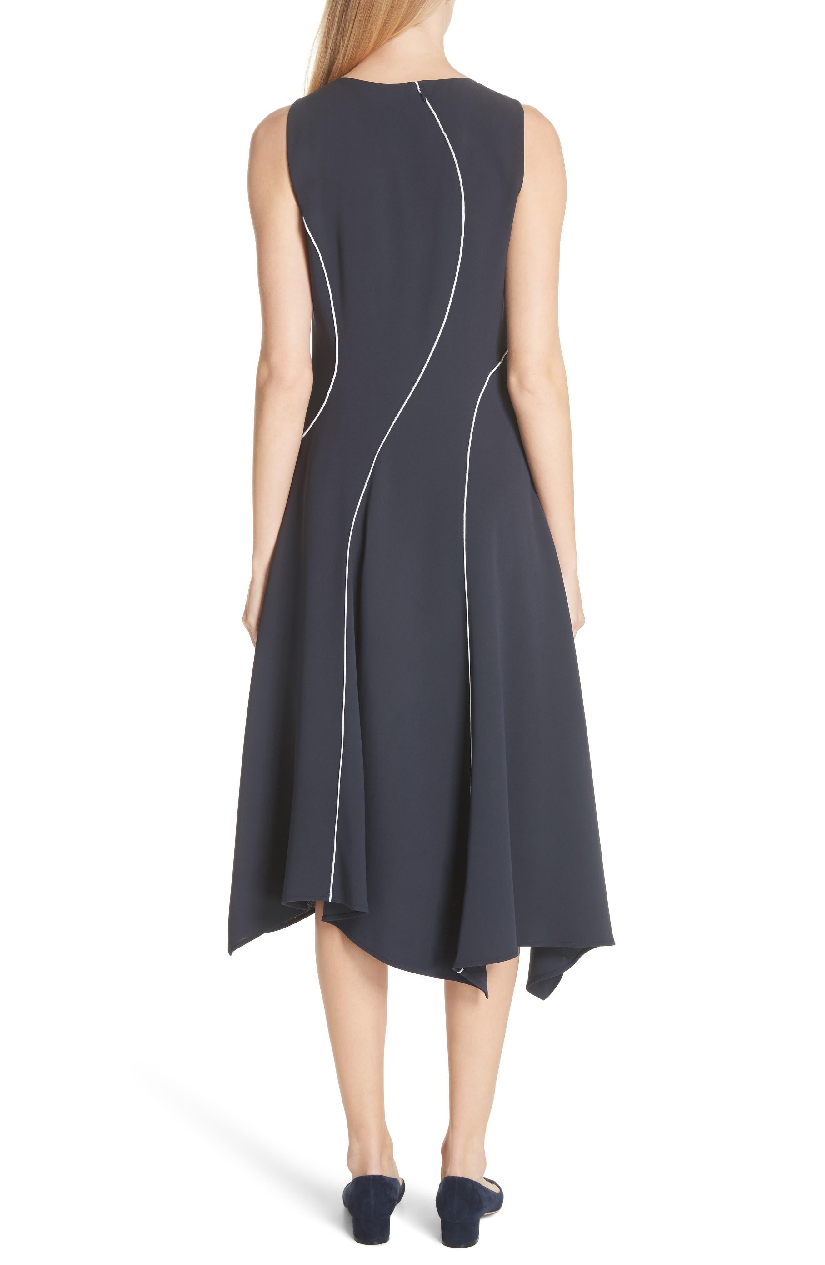Emberlin Finesse Crepe Dress,                             Alternate thumbnail 2, color,                             479