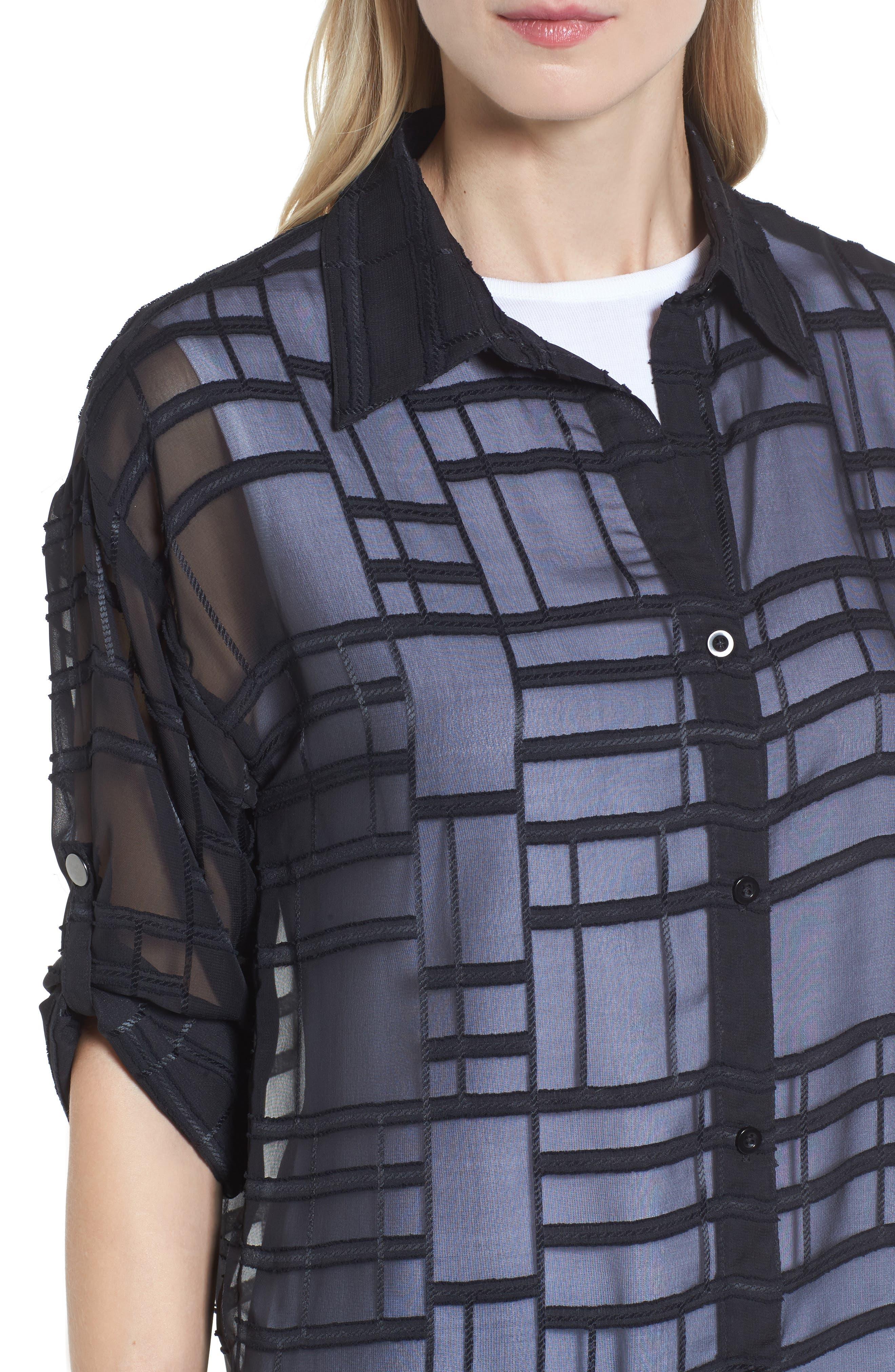 Shirt Jacket,                             Alternate thumbnail 4, color,                             001