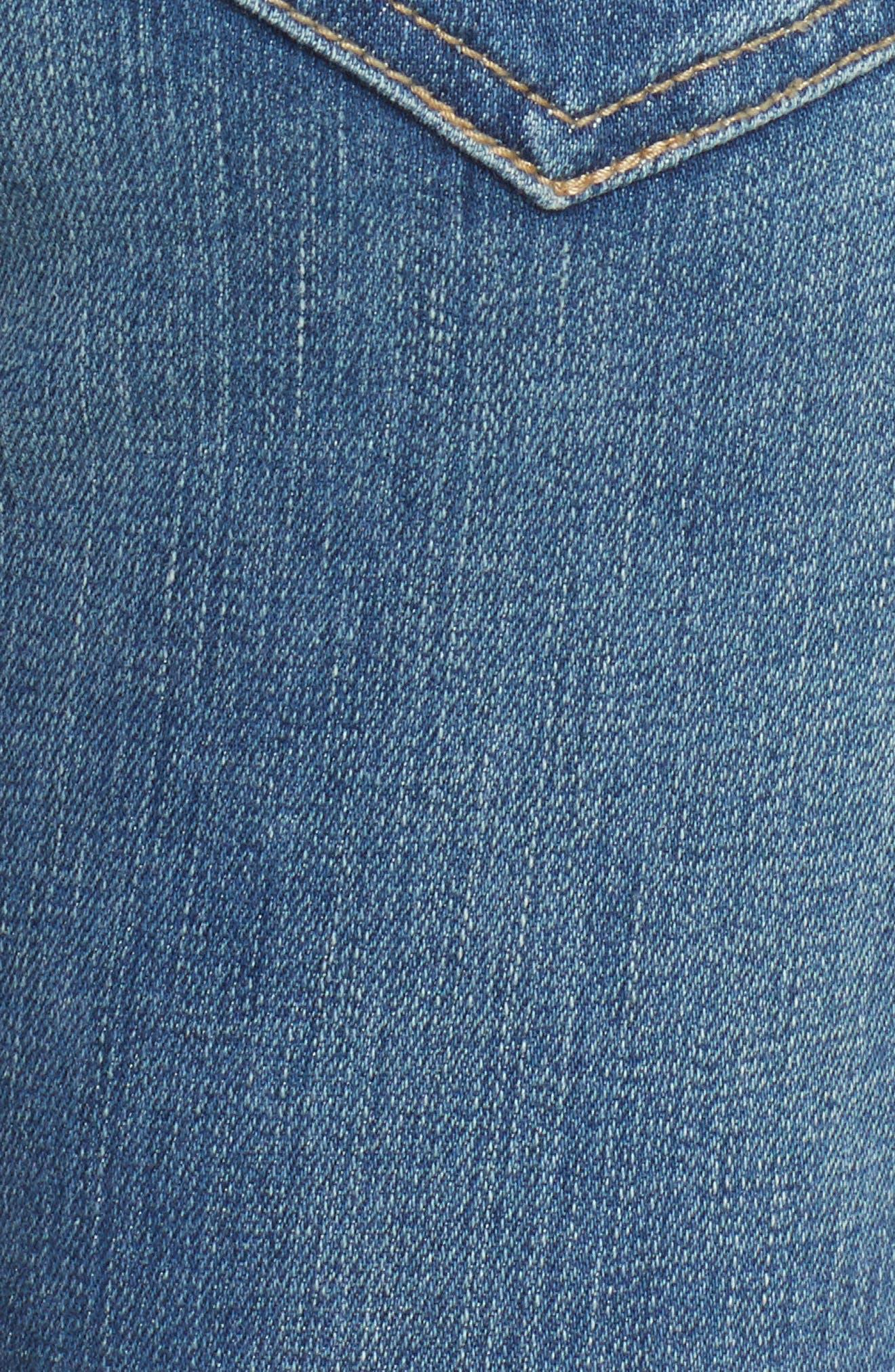 The Stiletto Skinny Jeans,                             Alternate thumbnail 6, color,                             470