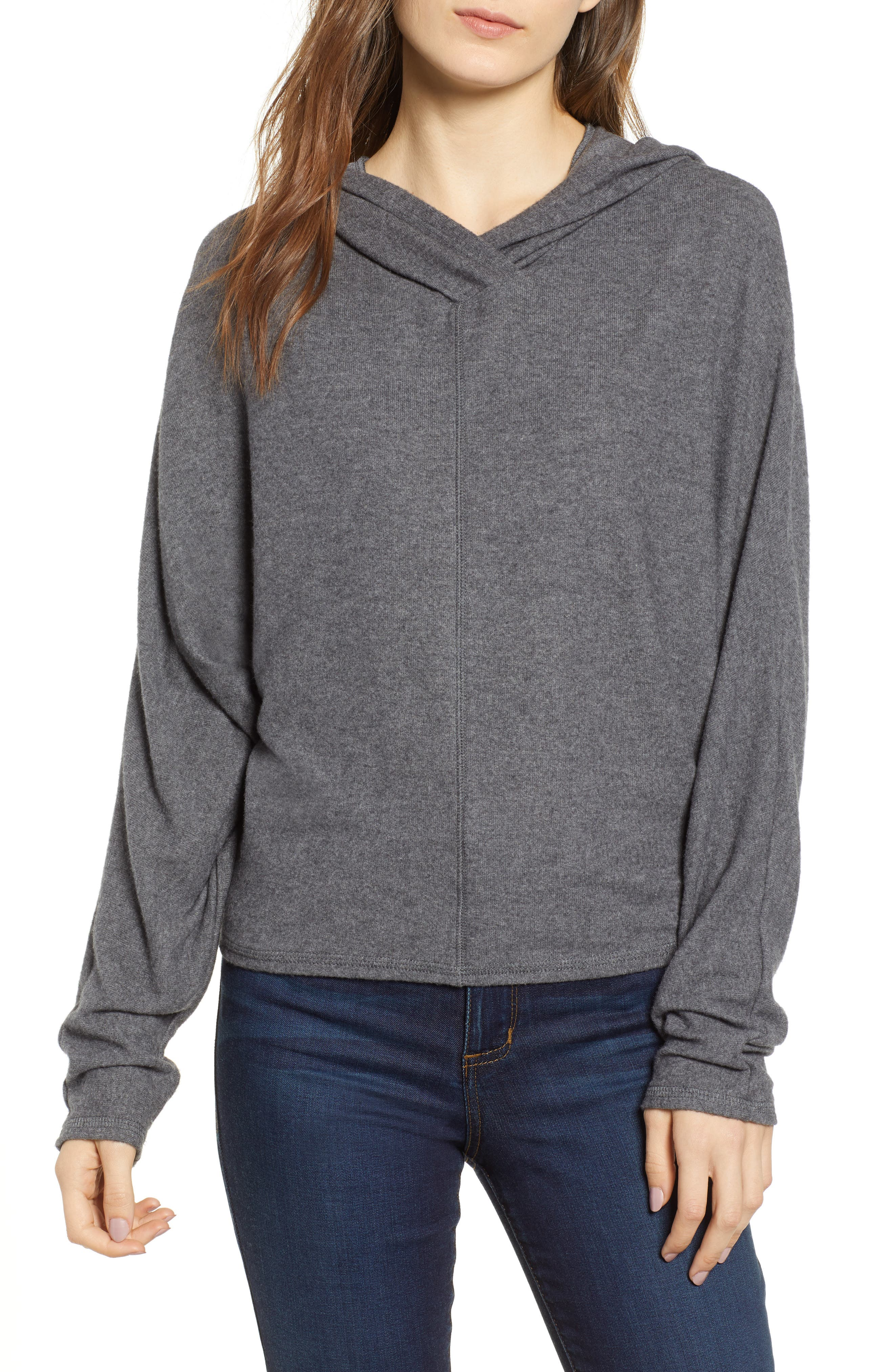 We Good To Go Hoodie,                         Main,                         color, CHARCOAL