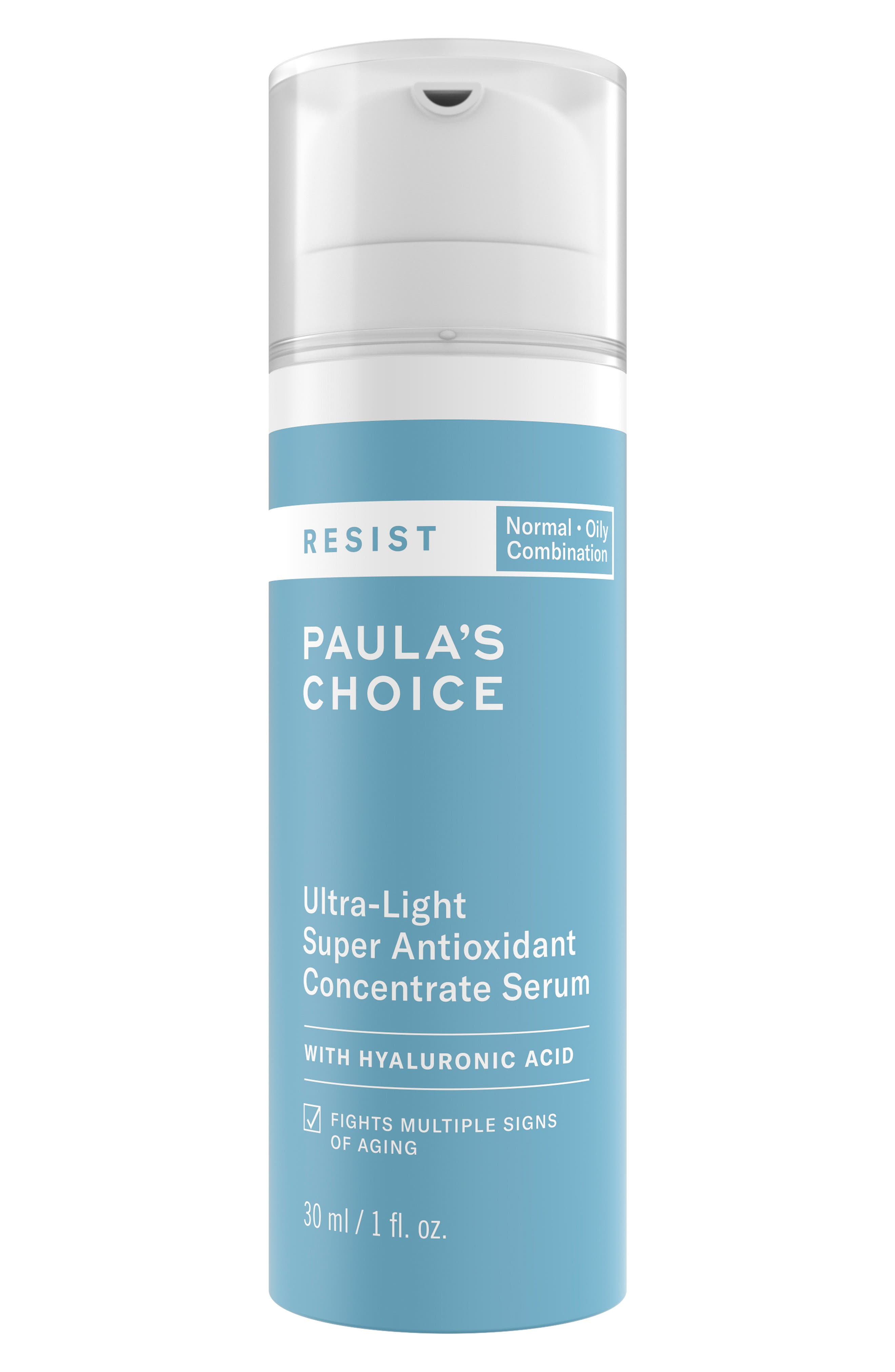 Resist Ultra-Light Antioxidant Concentrate Serum with Vitamin C, Main, color, NO COLOR