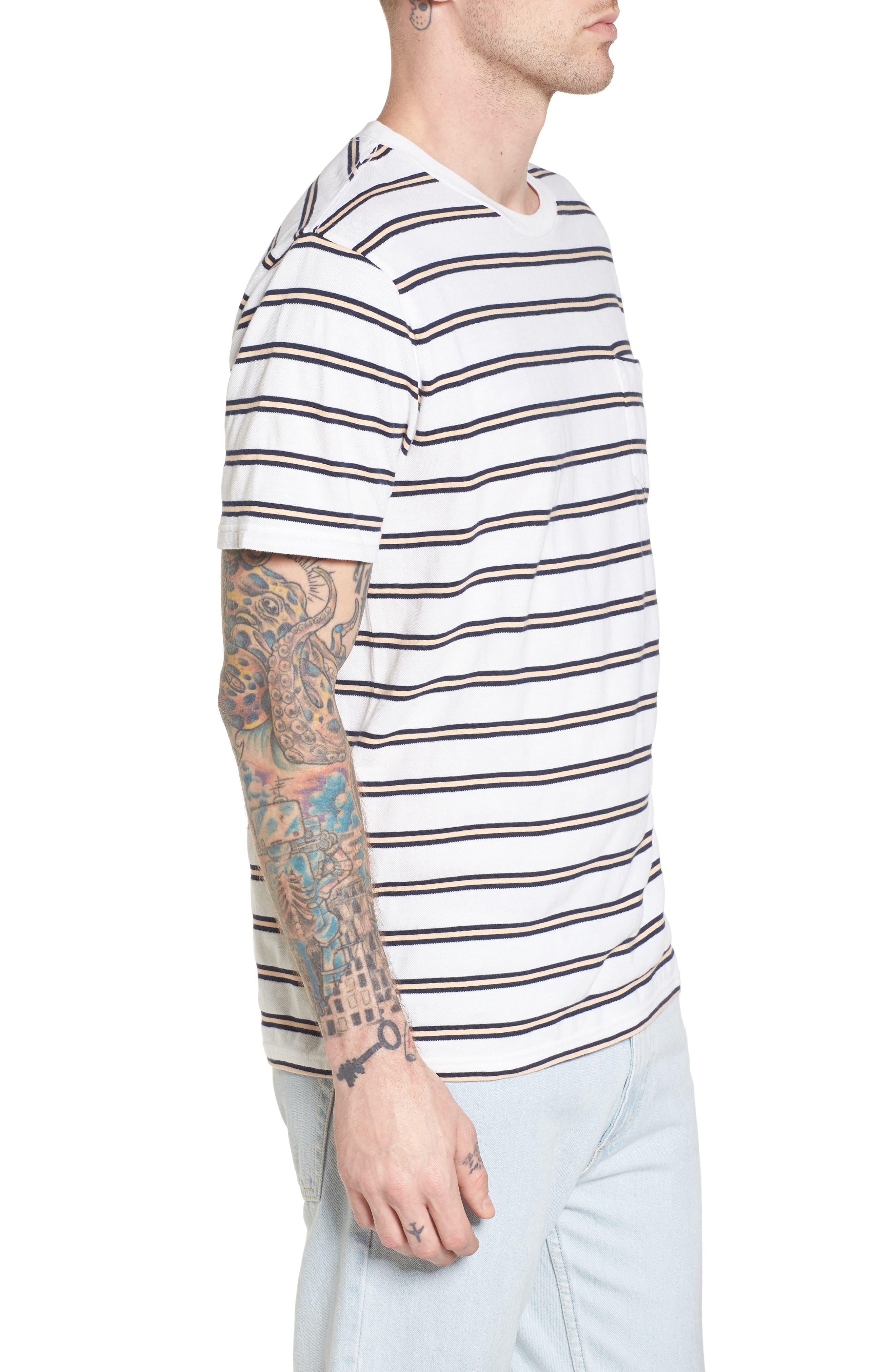 Whittier Pocket T-Shirt,                             Alternate thumbnail 3, color,                             900