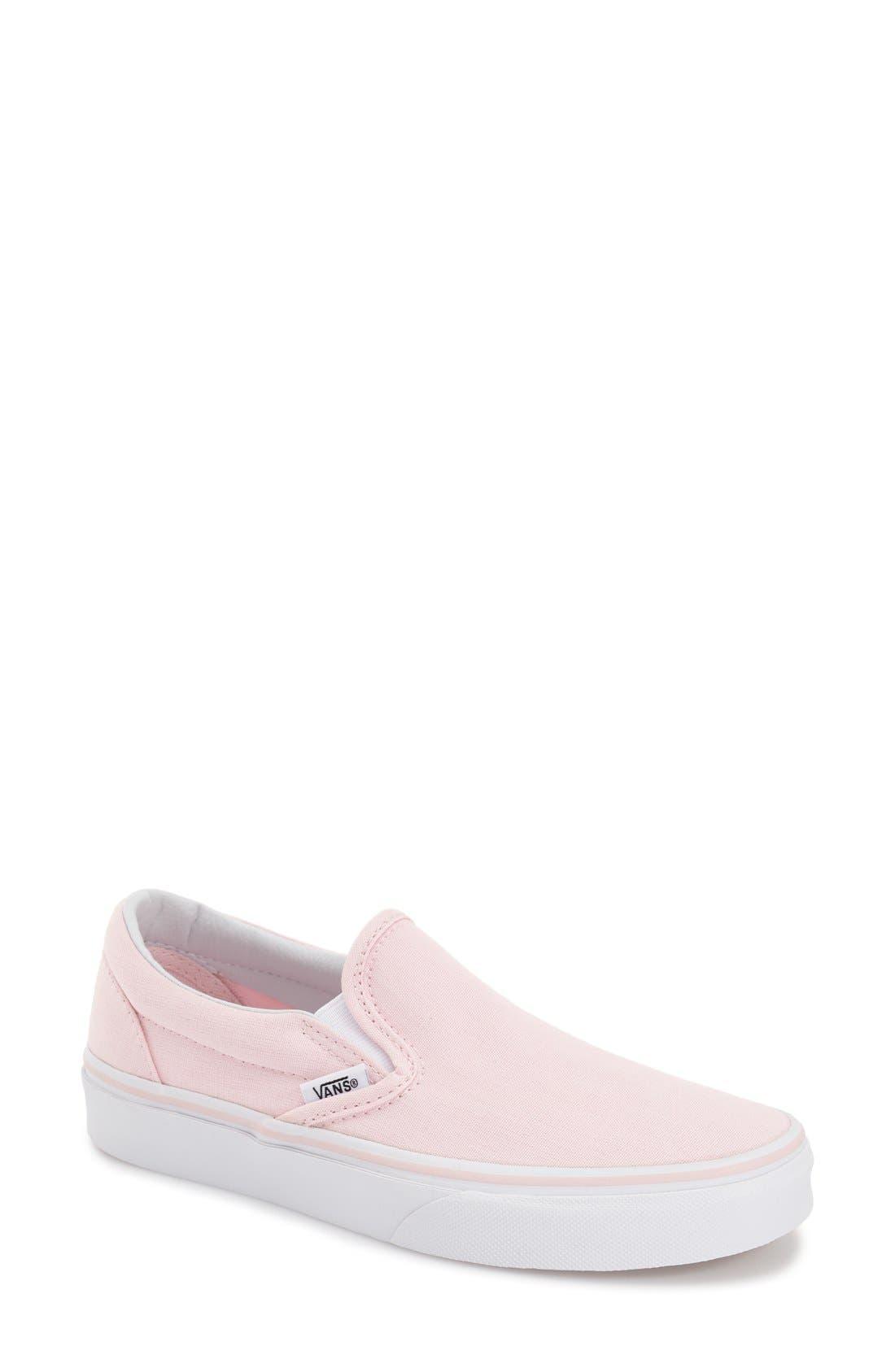 Classic Slip-On Sneaker,                             Main thumbnail 75, color,