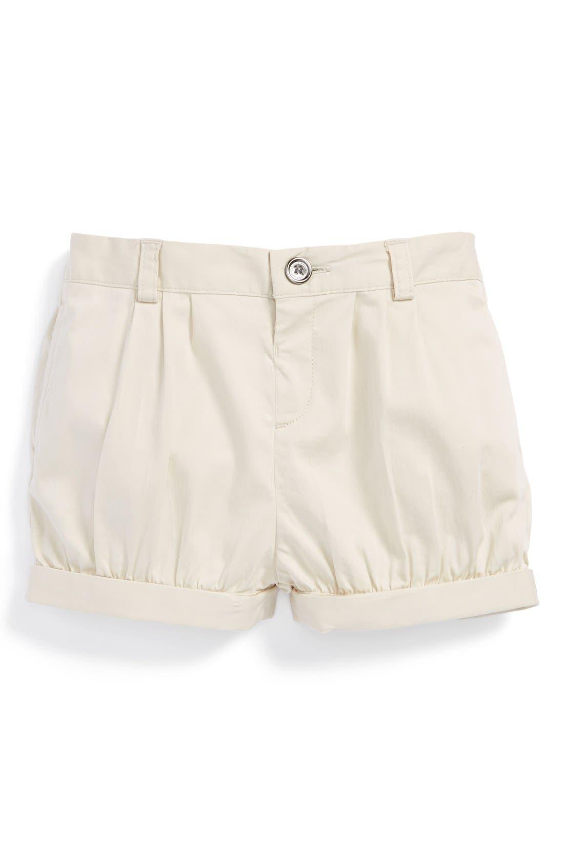 'Shauna' Roll Cuff Shorts,                             Main thumbnail 1, color,                             900