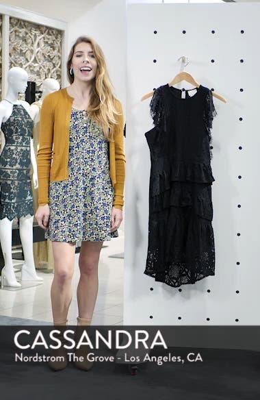 Ruffle Lace High/Low dress, sales video thumbnail