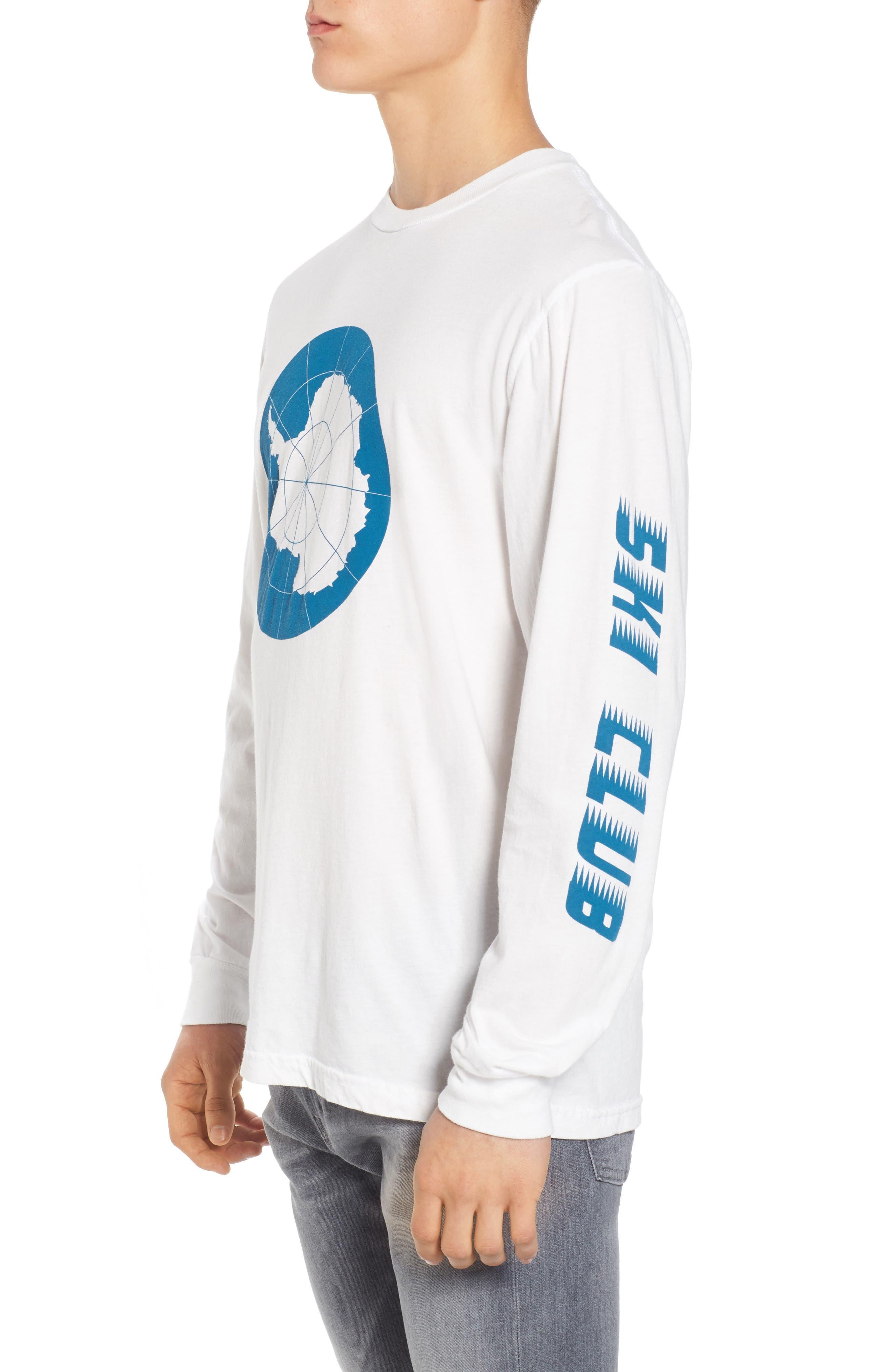 Arctic Ski Club T-Shirt,                             Alternate thumbnail 4, color,                             100