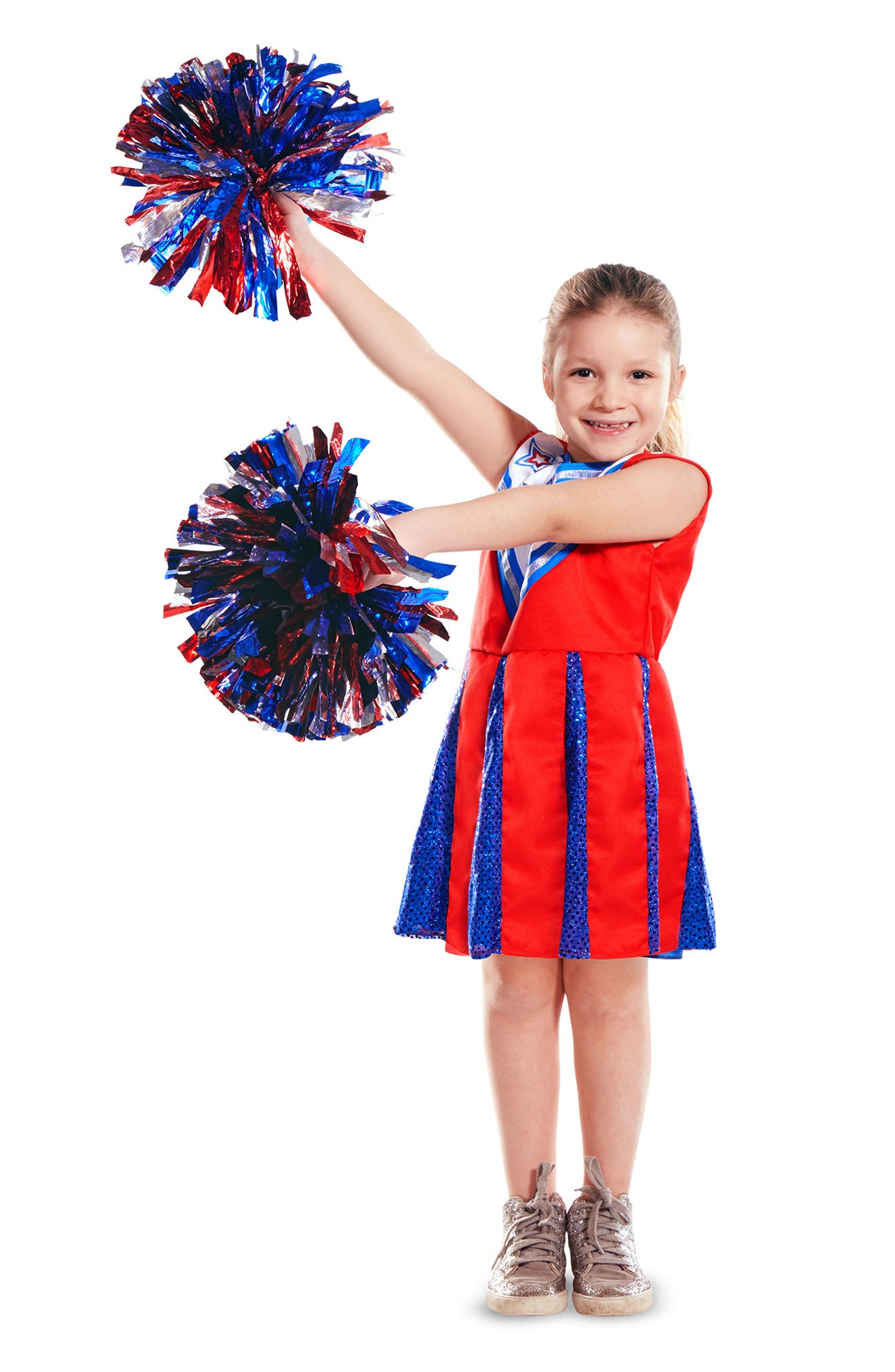 Cheerleader Role Play Set,                             Alternate thumbnail 2, color,                             960