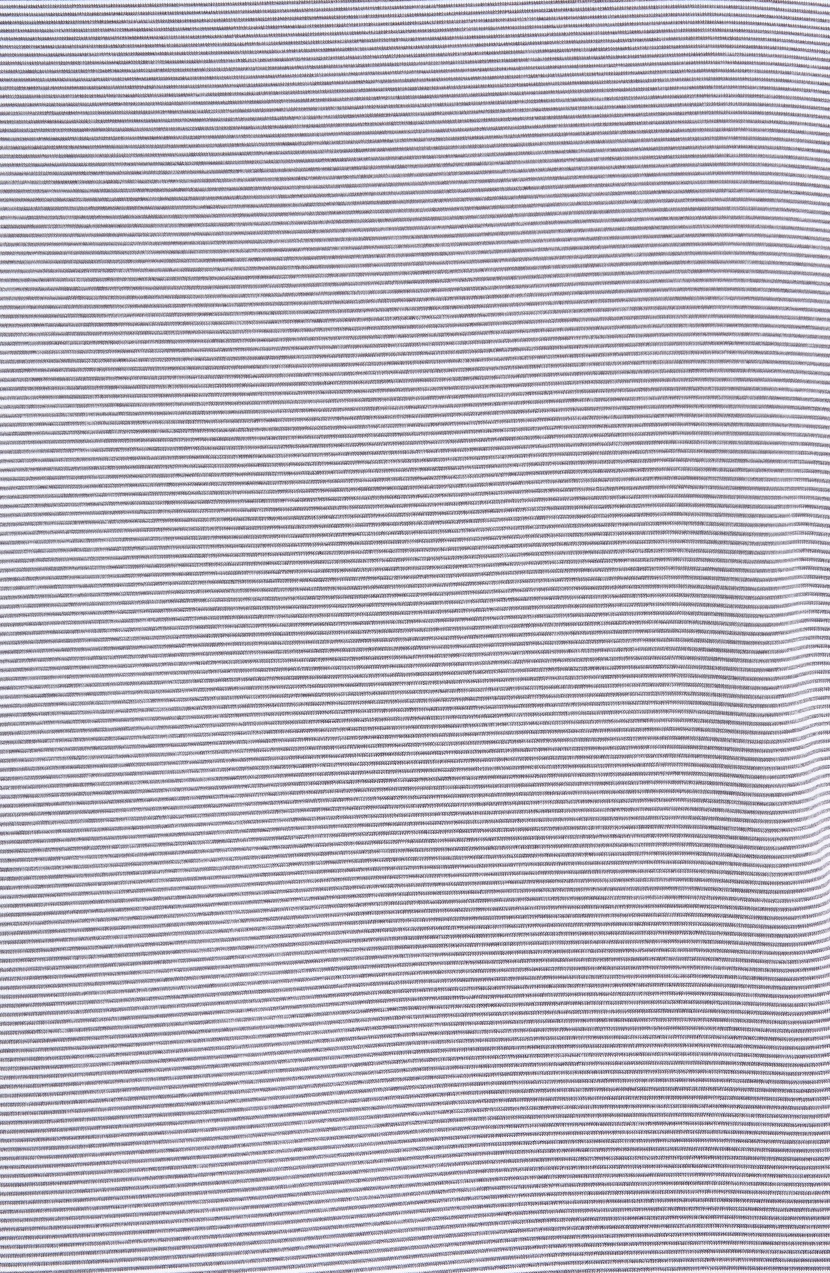 Sean Jubilee Stripe Jersey Polo,                             Alternate thumbnail 5, color,                             035