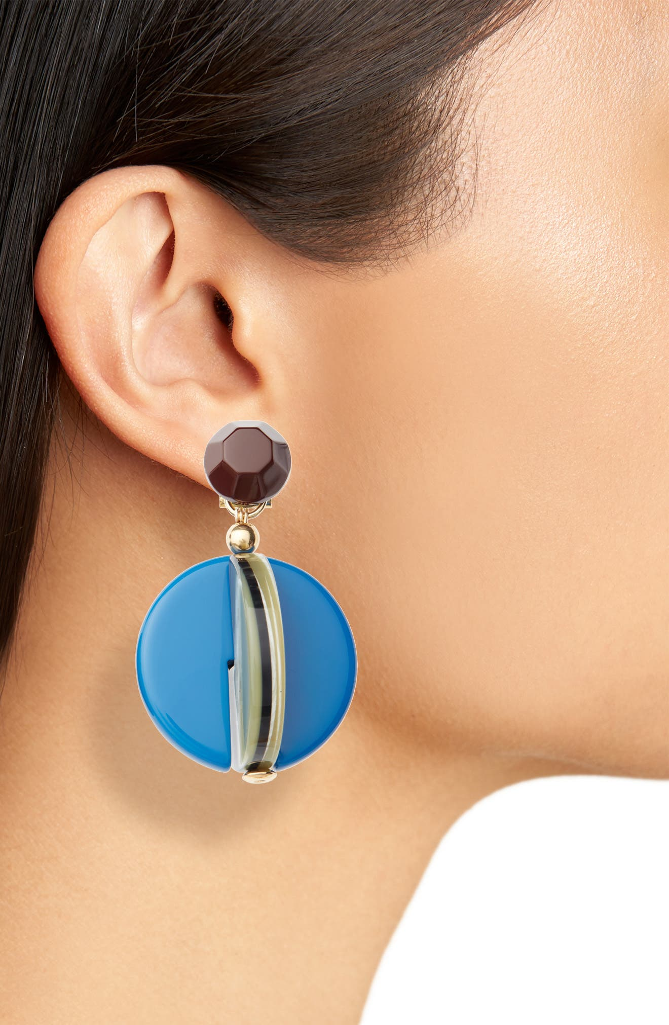 RACHEL COMEY,                             Holt Drop Earrings,                             Alternate thumbnail 2, color,                             400