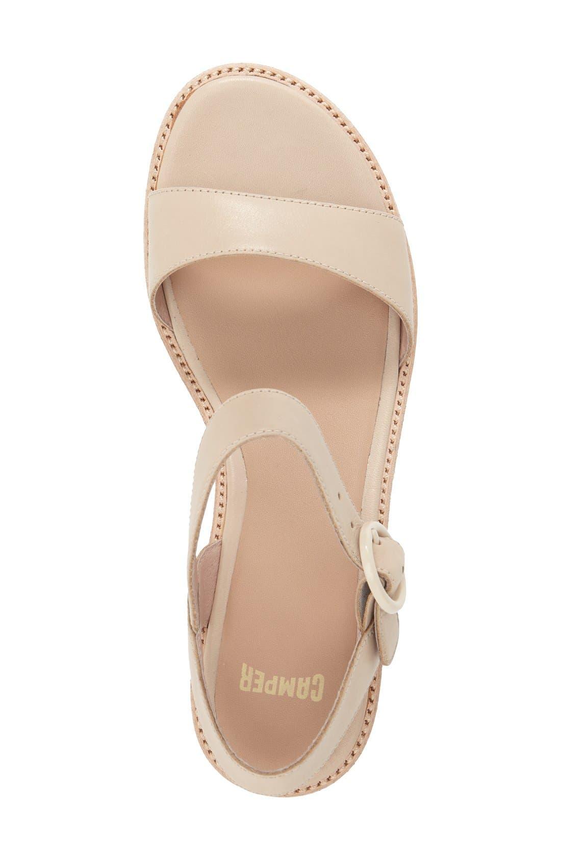 'Damas' Wedge Sandal,                             Alternate thumbnail 44, color,