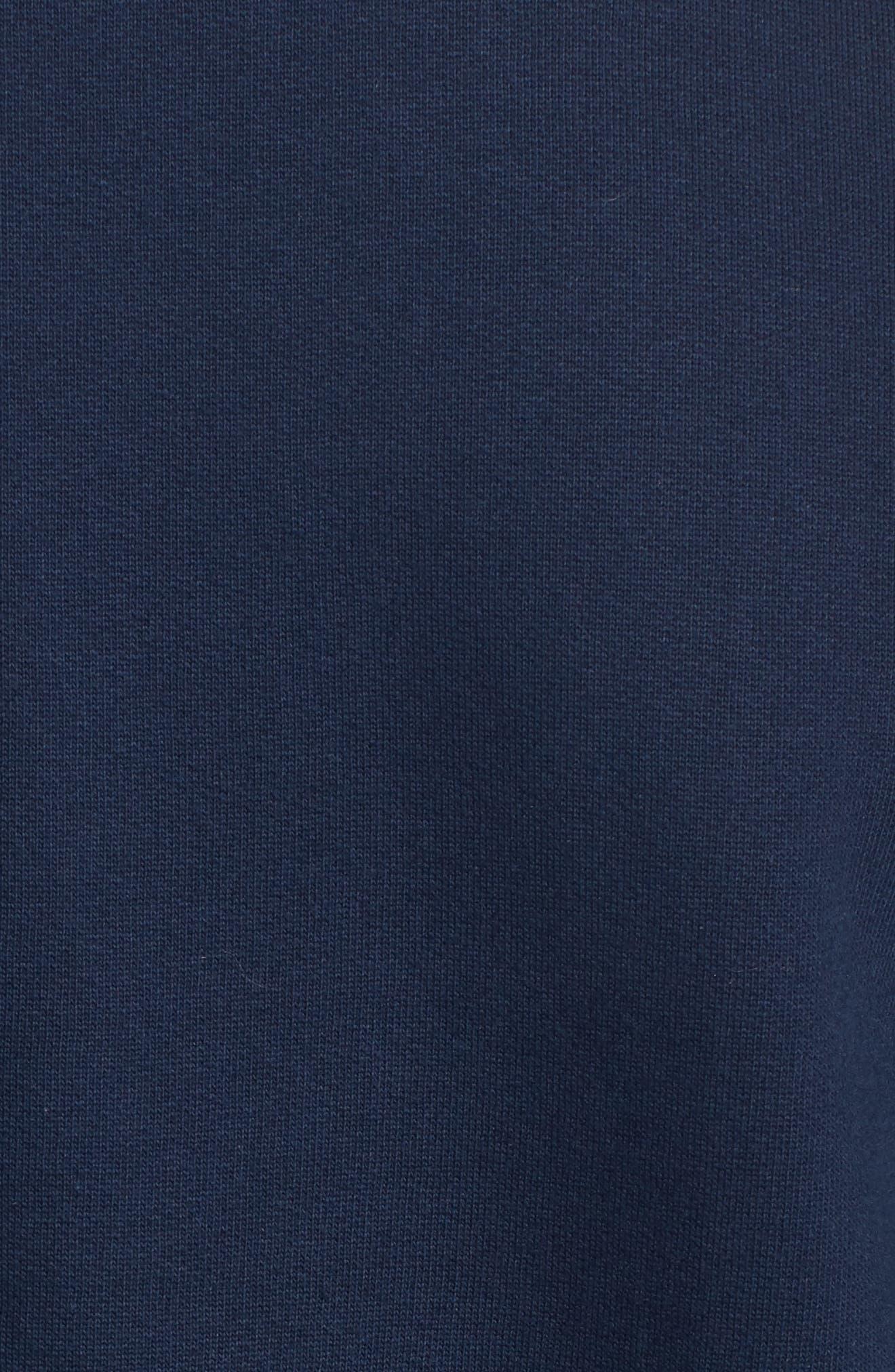Nokat Appliqué Sweatshirt,                             Alternate thumbnail 5, color,                             018