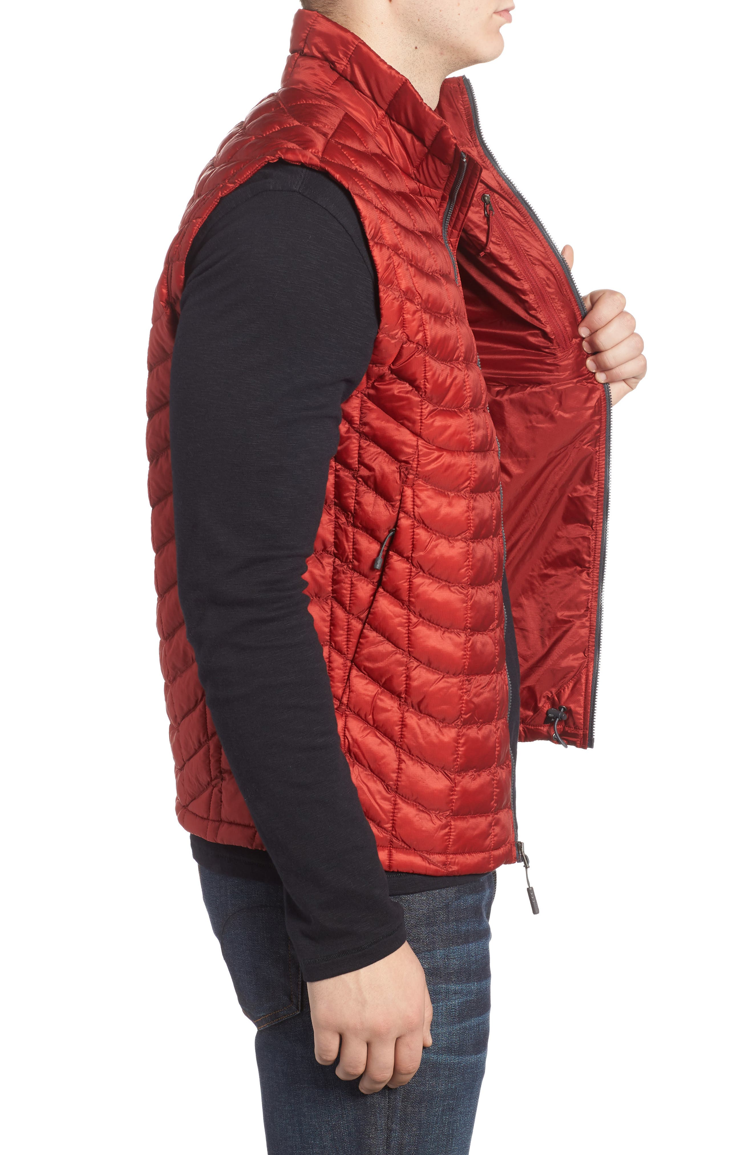 'ThermoBall<sup>™</sup>' Packable PrimaLoft<sup>®</sup> Vest,                             Alternate thumbnail 47, color,