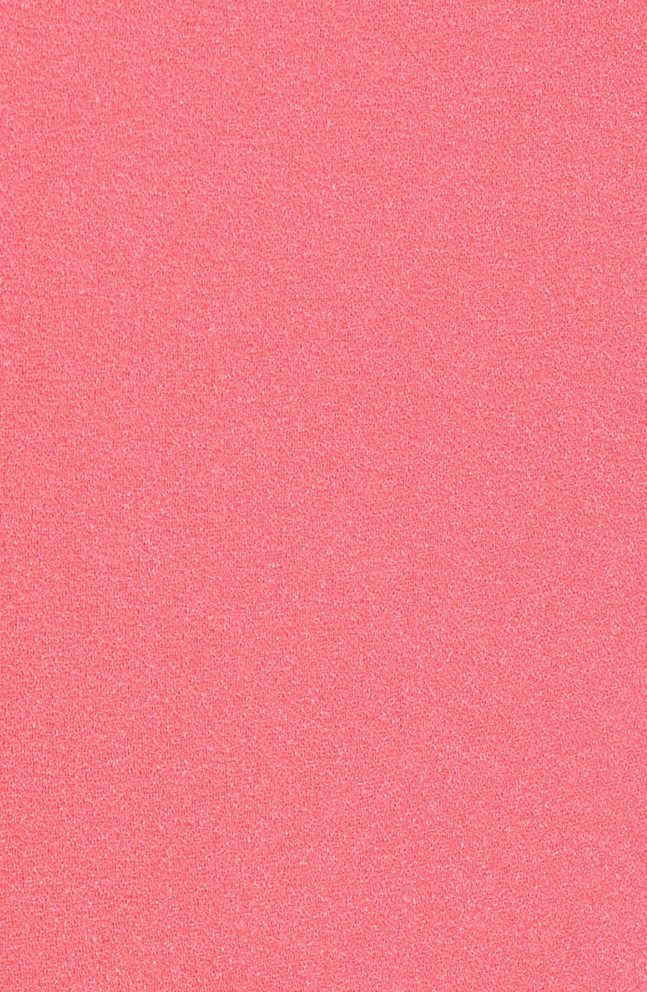 Daphima Compact Crepe Sheath Dress,                             Alternate thumbnail 6, color,                             692