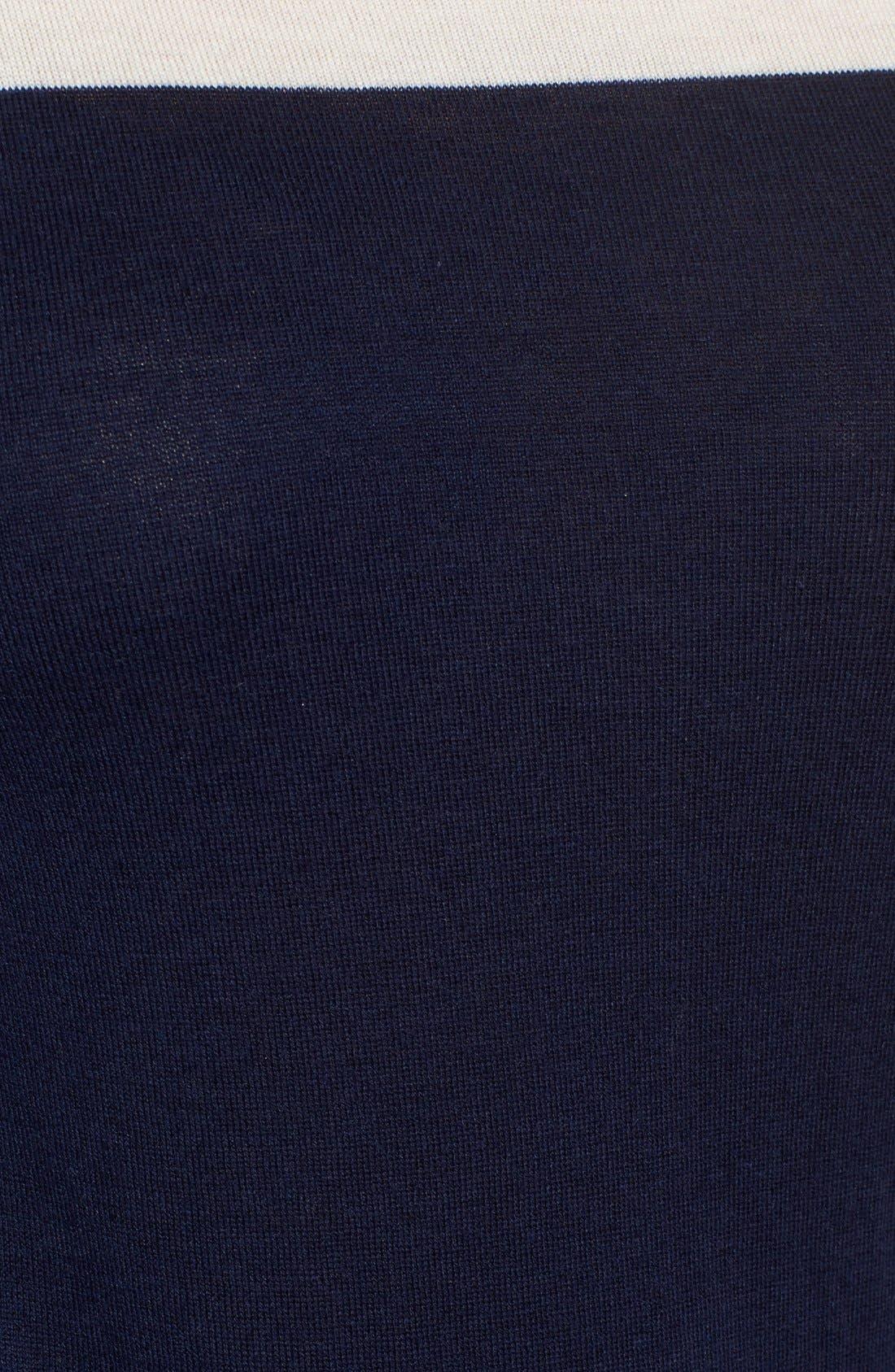 Cotton Blend Pullover,                             Alternate thumbnail 170, color,