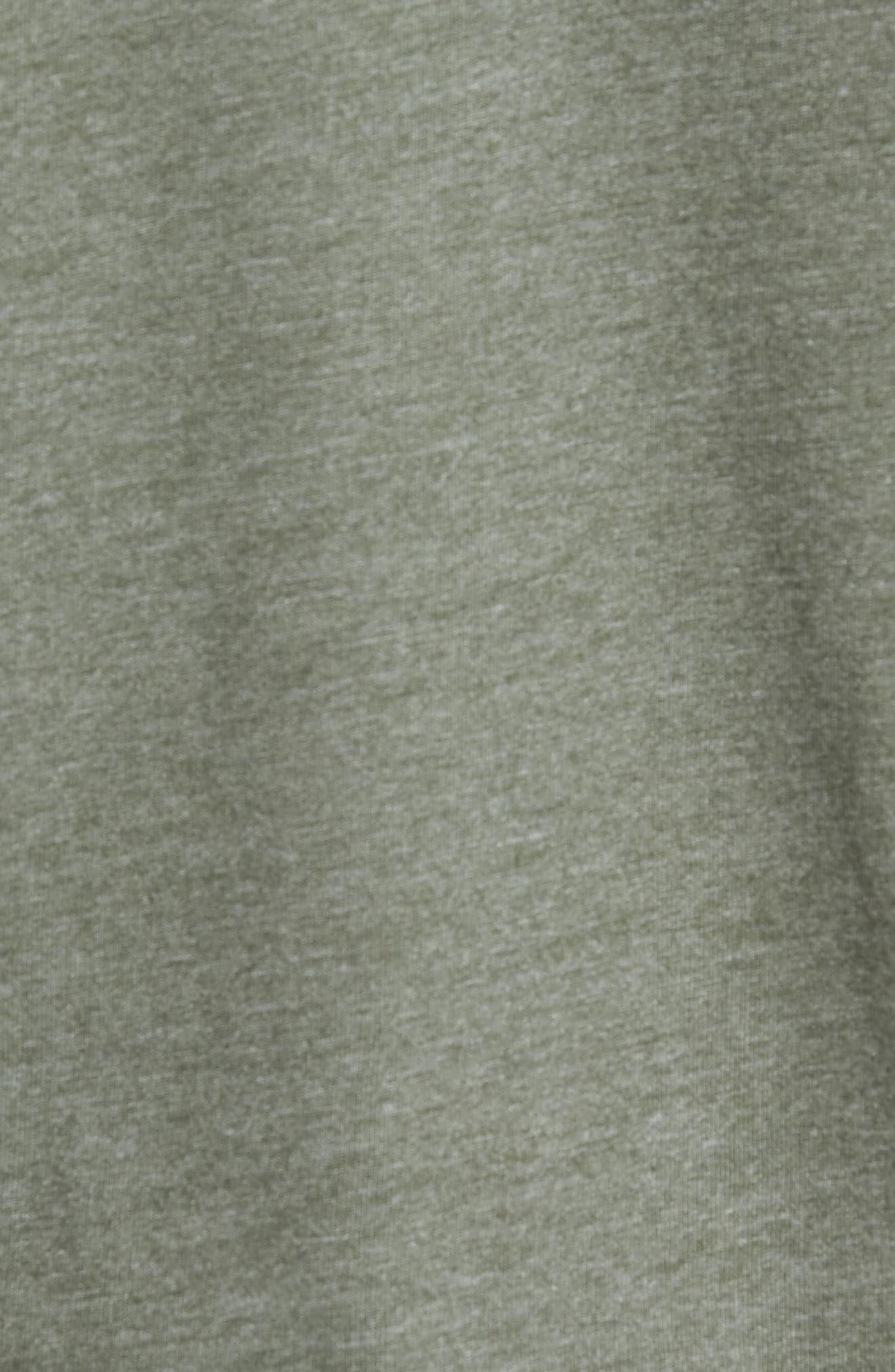Global Landing Logo Graphic T-Shirt,                             Alternate thumbnail 5, color,                             301