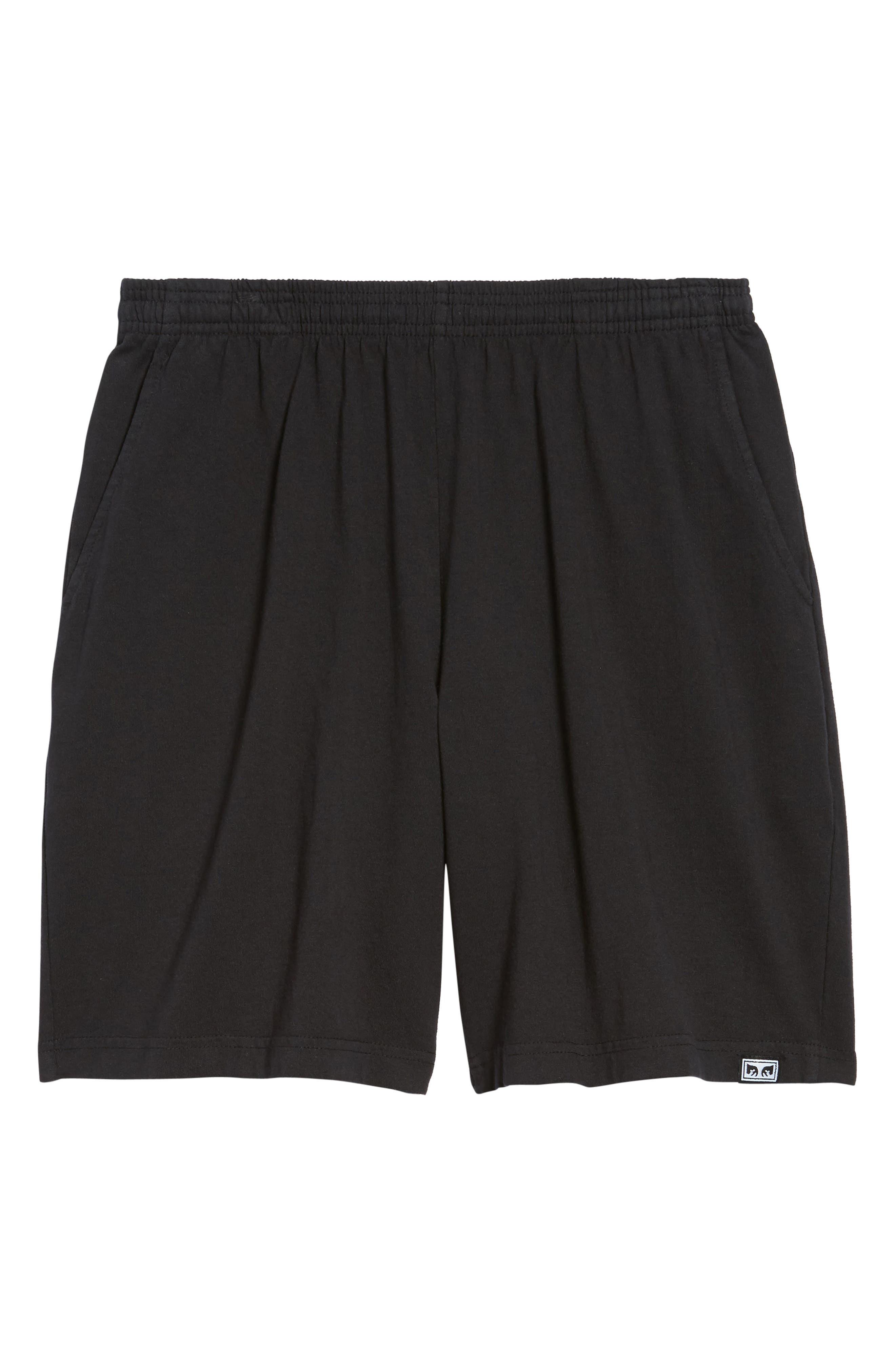 Eyes Heavyweight Sport Shorts,                             Alternate thumbnail 6, color,                             001