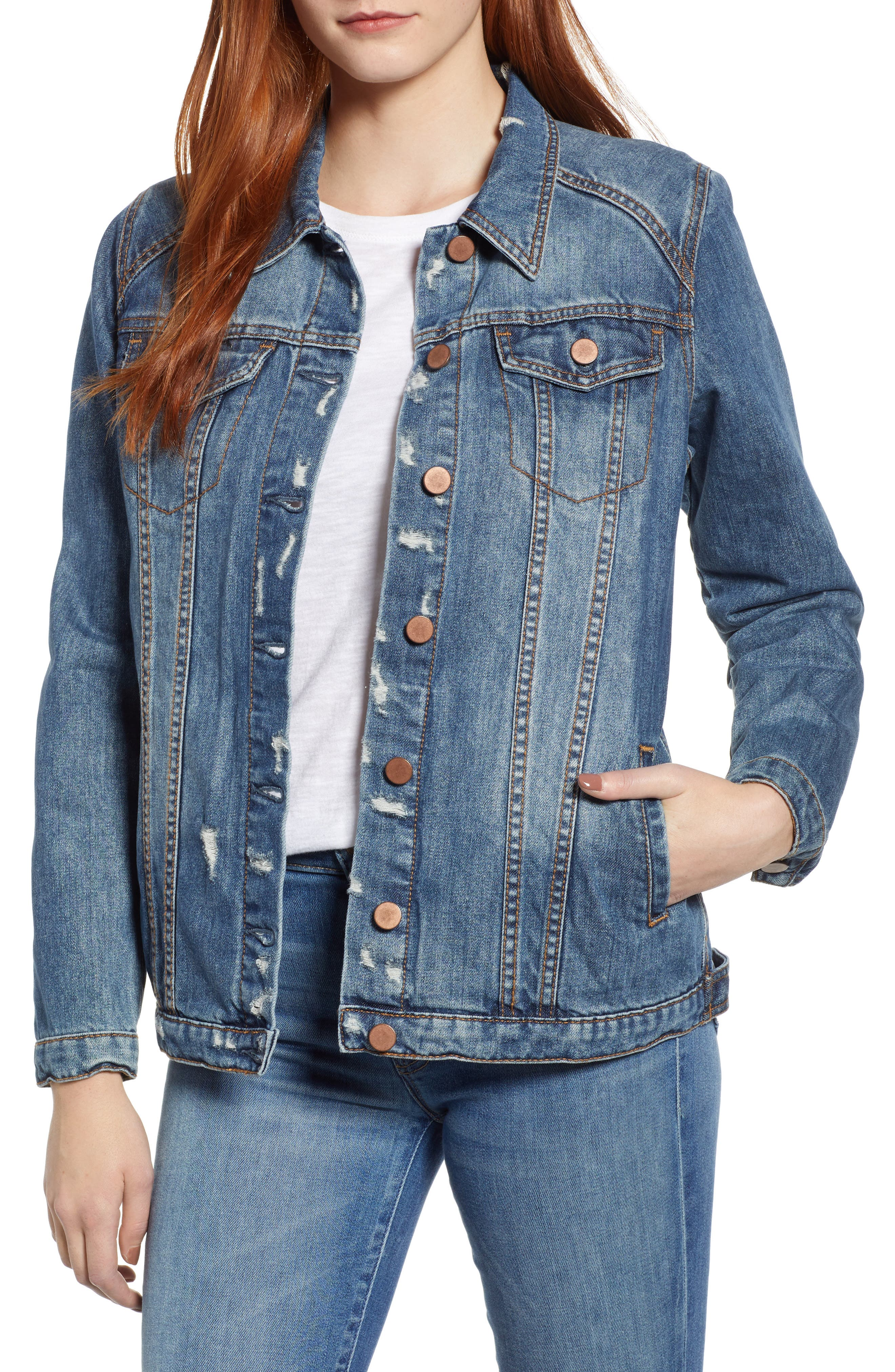 Dear John Denim Madison Girlfriend Jacket