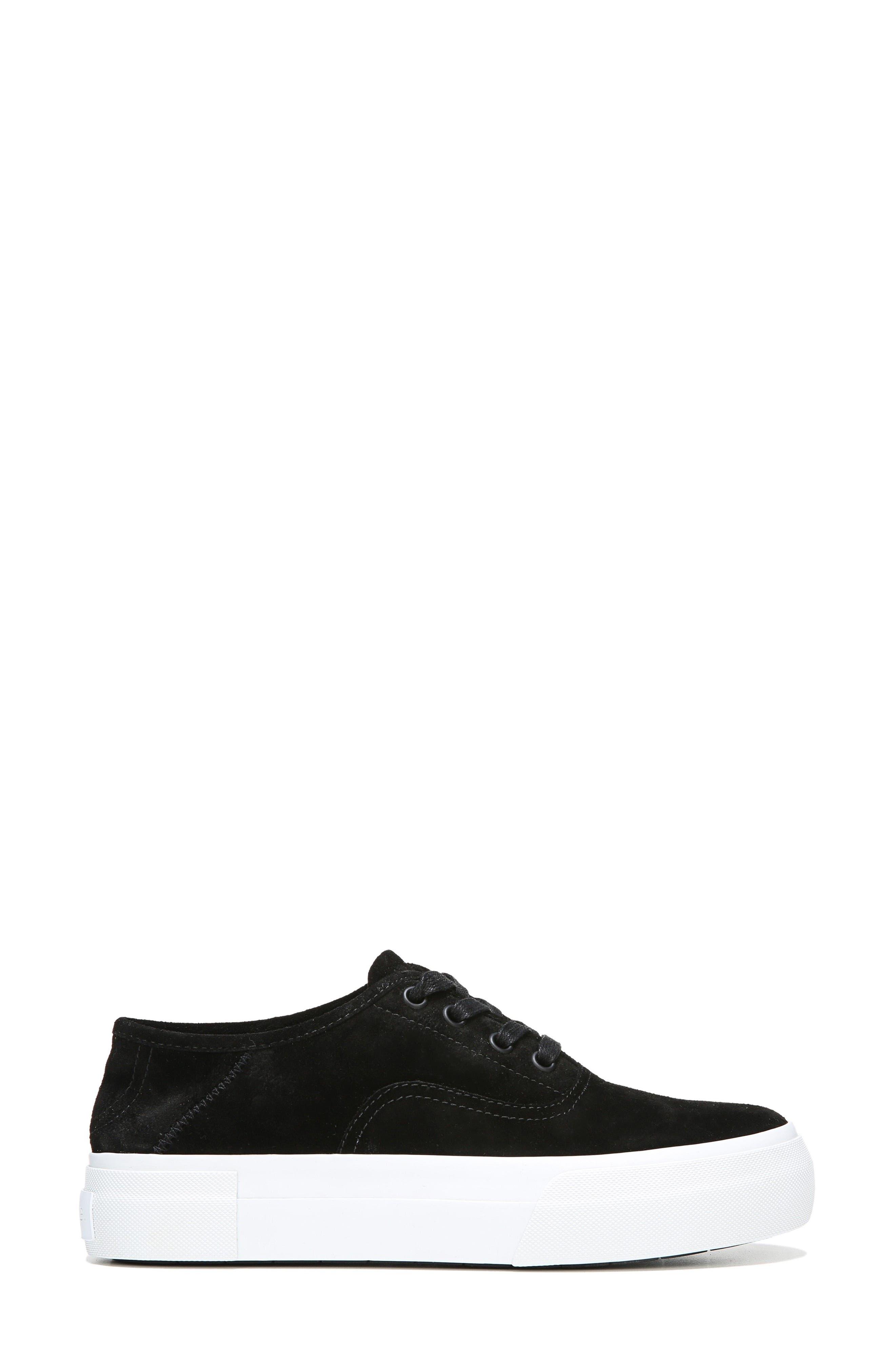 Copley Platform Sneaker,                             Alternate thumbnail 3, color,                             001