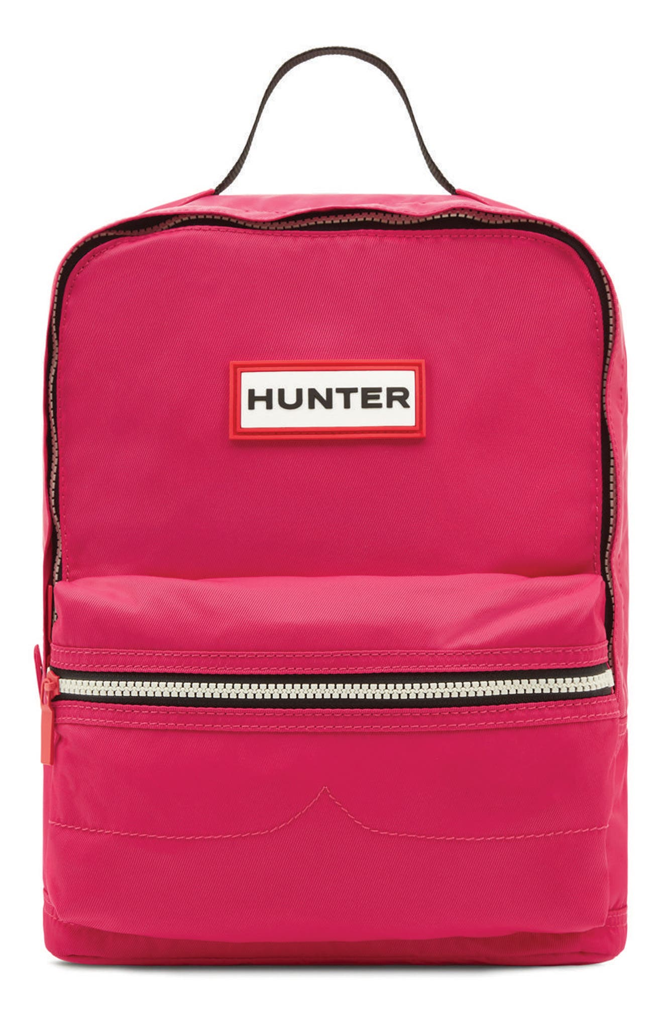 Original Water Resistant Nylon Backpack,                             Main thumbnail 1, color,                             BRIGHT PINK