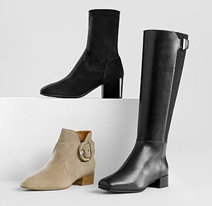 How to find boots that fit.