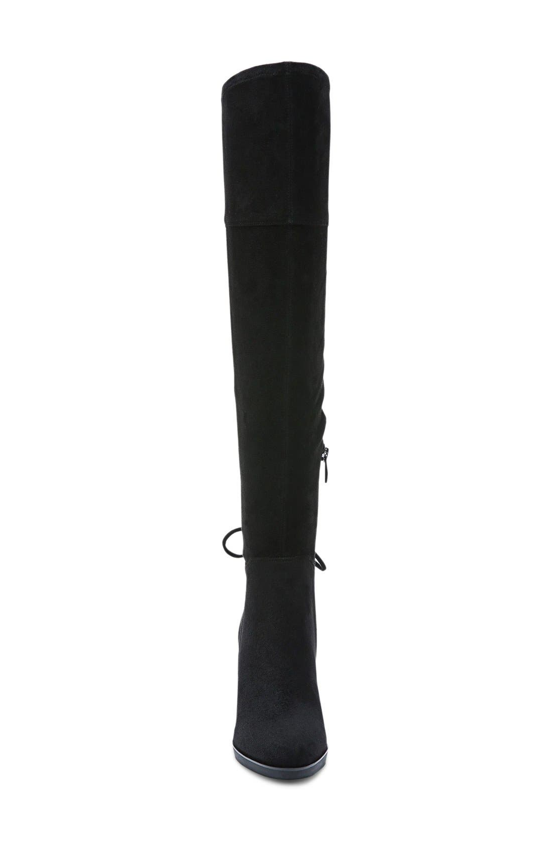Ivanea Over the Knee Boot,                             Alternate thumbnail 2, color,                             001